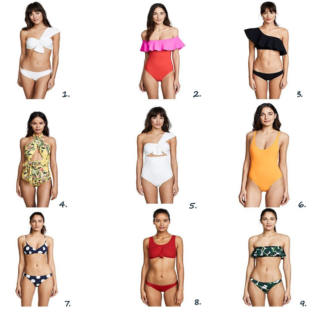 Wishlist: Swimwear
