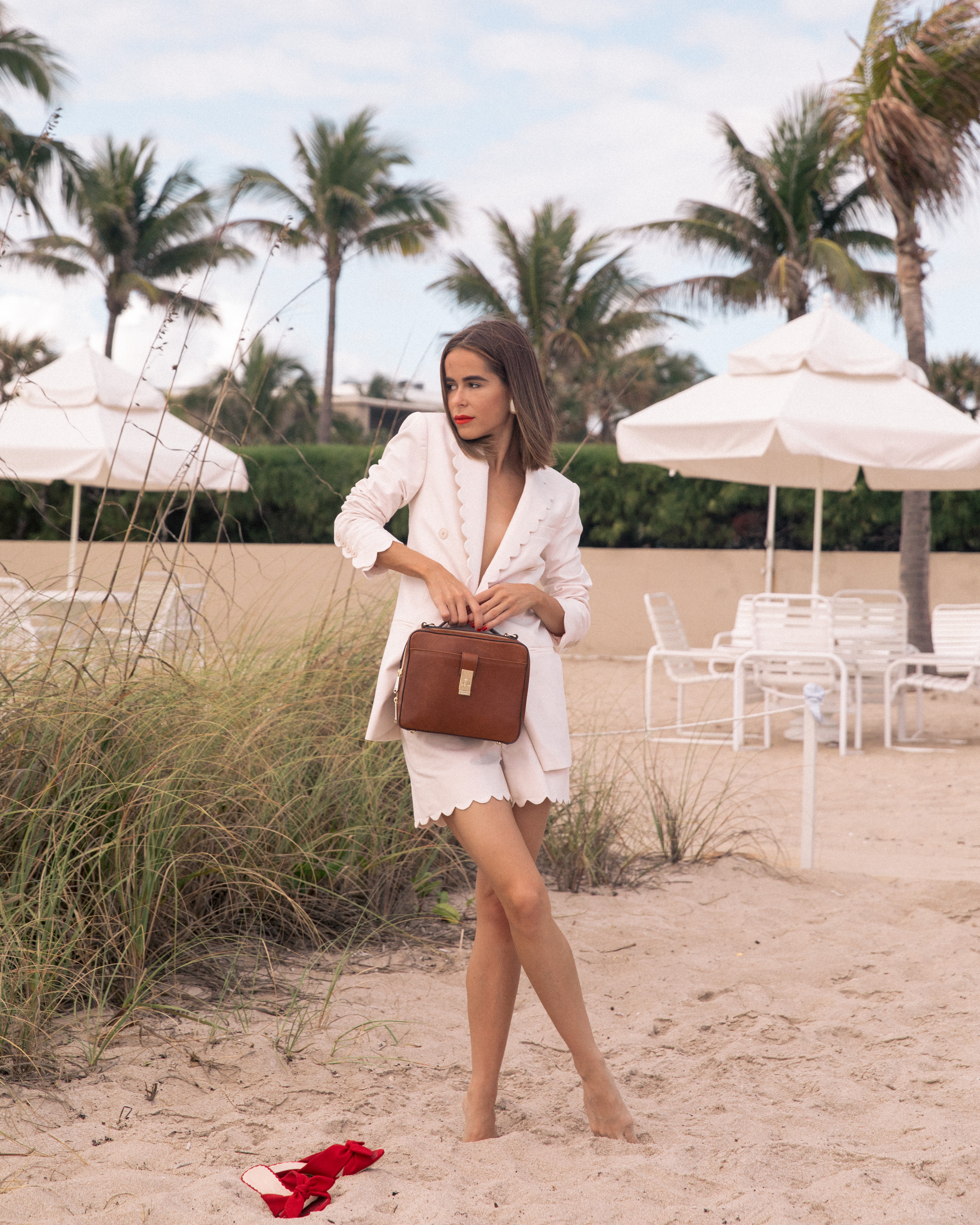 Stephanie Hill from The Style Bungalow shares her break from travel and love for Brahmin