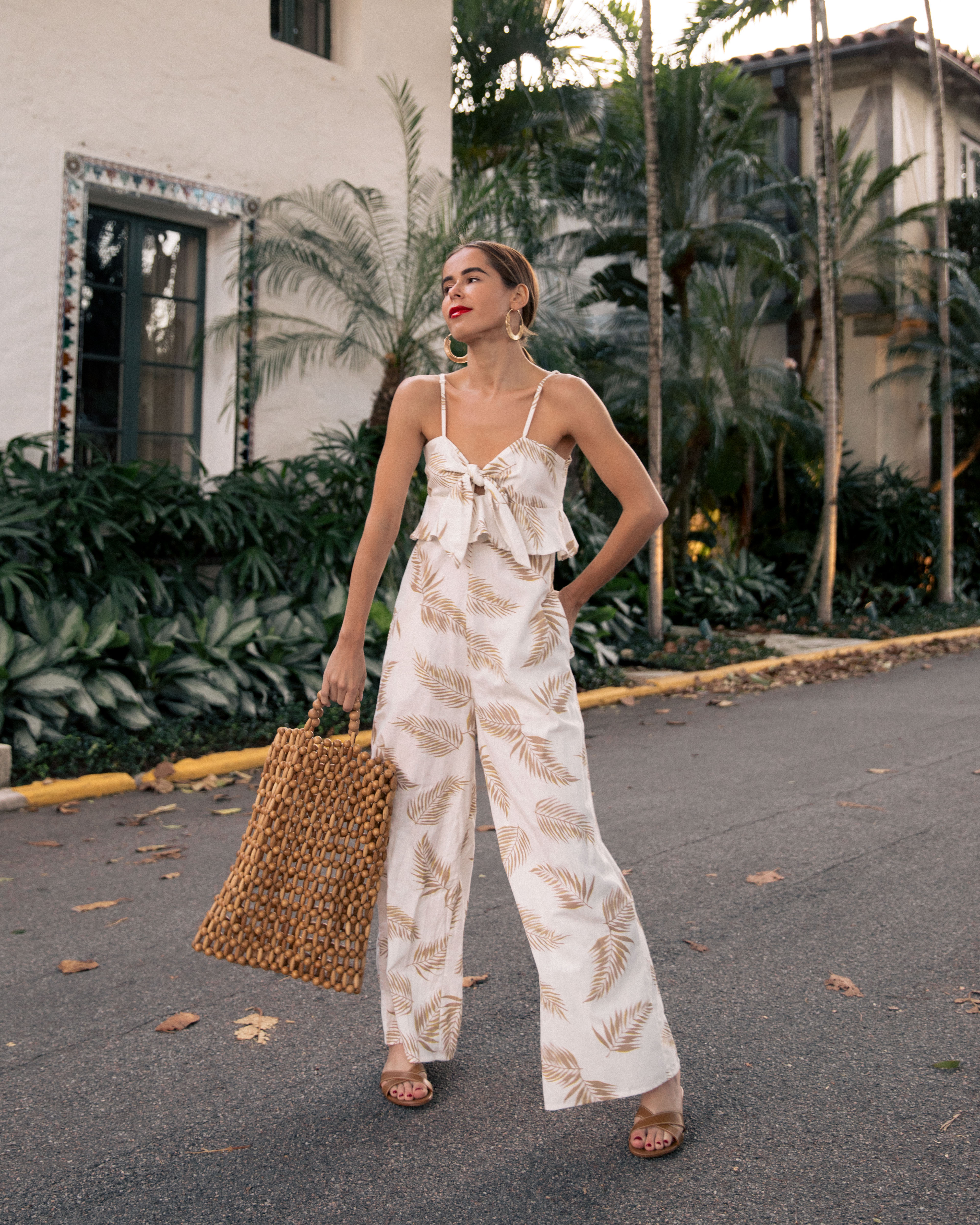 Fashion Blogger Stephanie Hill from The Style Bungalow wears ootd featuring Sincerely Jules x Billabong