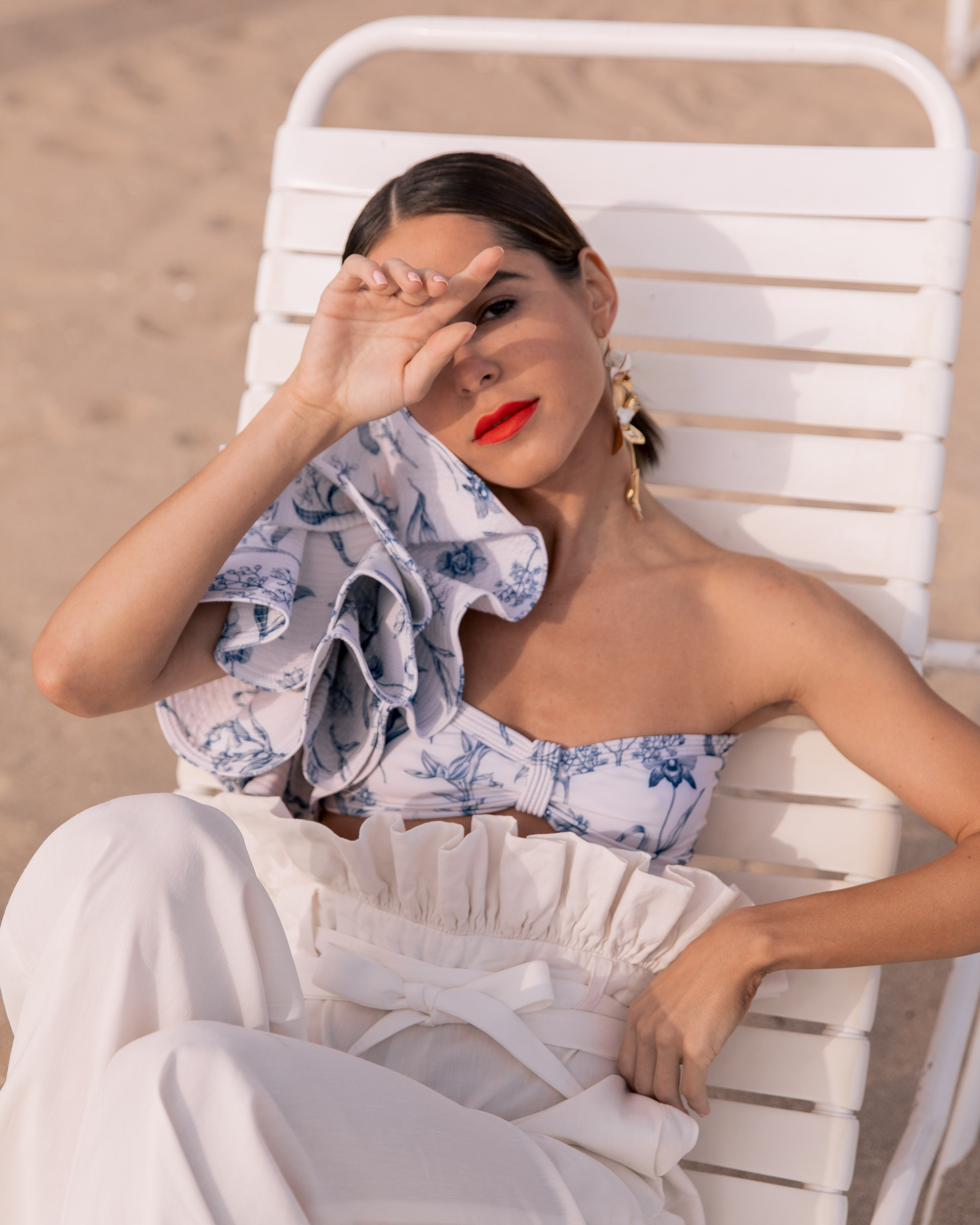 """Fashion Blogger Stephanie Hill from The Style Bungalow on her """"Life As I Know It: 5 Years"""" today"""