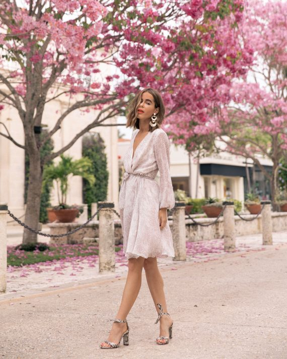 Fashion Blogger Stephanie Hill on Ann Taylor's newest snakeskin collection on The Style Bungalow