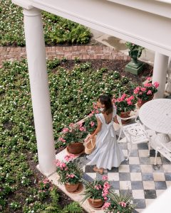 Stephanie Hill from The Style Bungalow shares her Gal Meets Glam Anniversary Weekend Trip