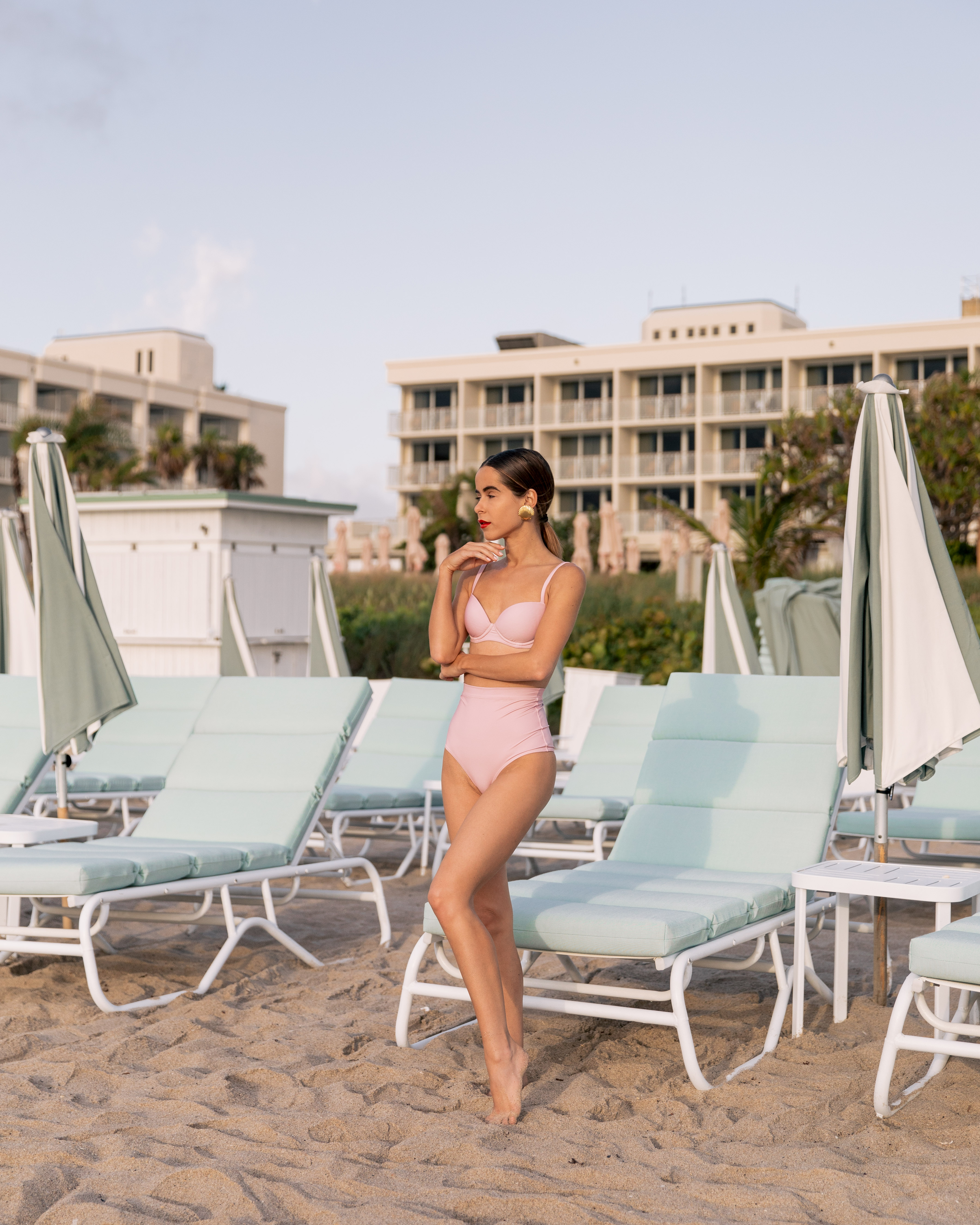 Fashion Blogger Stephanie Hill from The Style Bungalow on My Mini Staycation