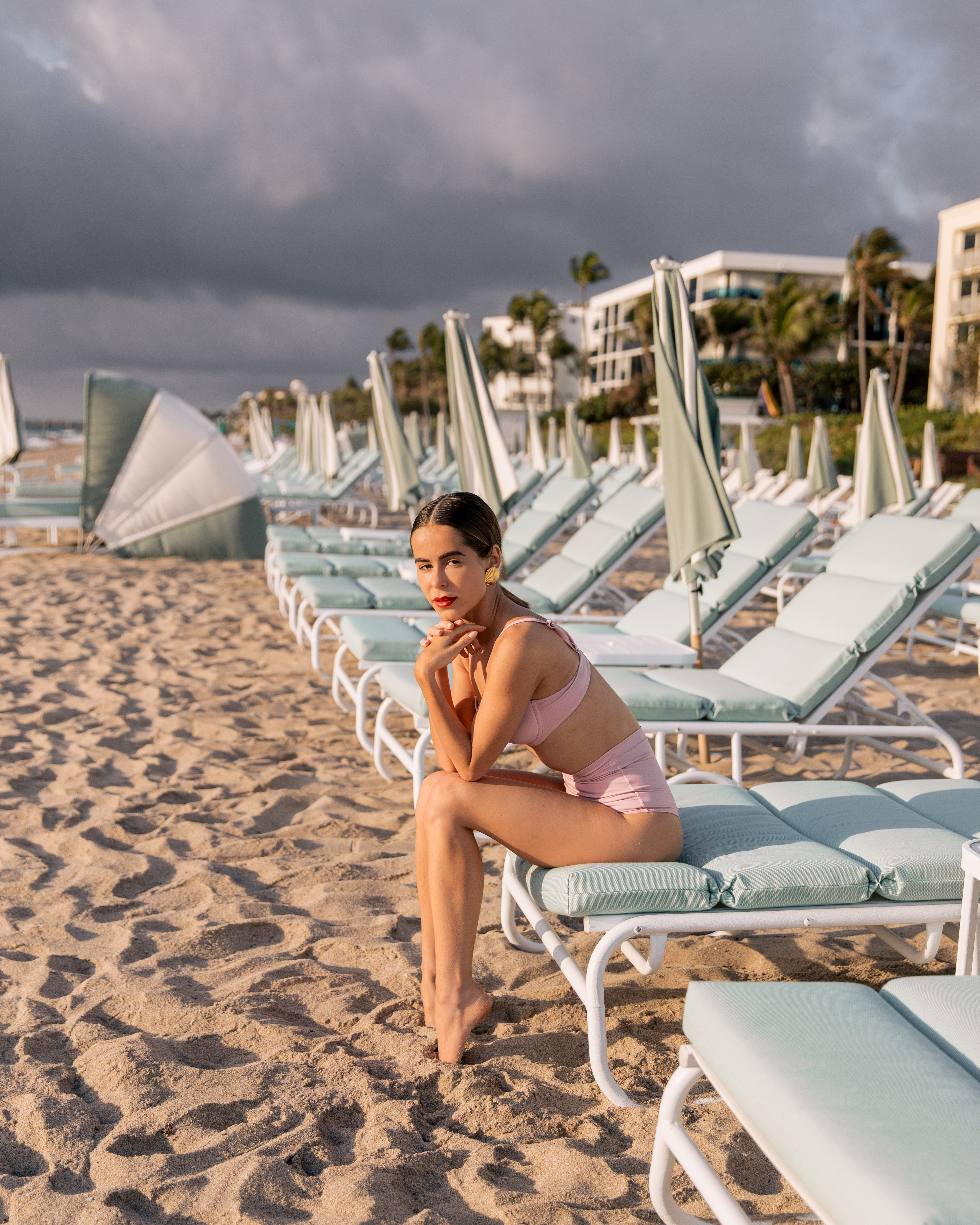 Blogger Stephanie Hill from The Style Bungalow on My Mini Staycation
