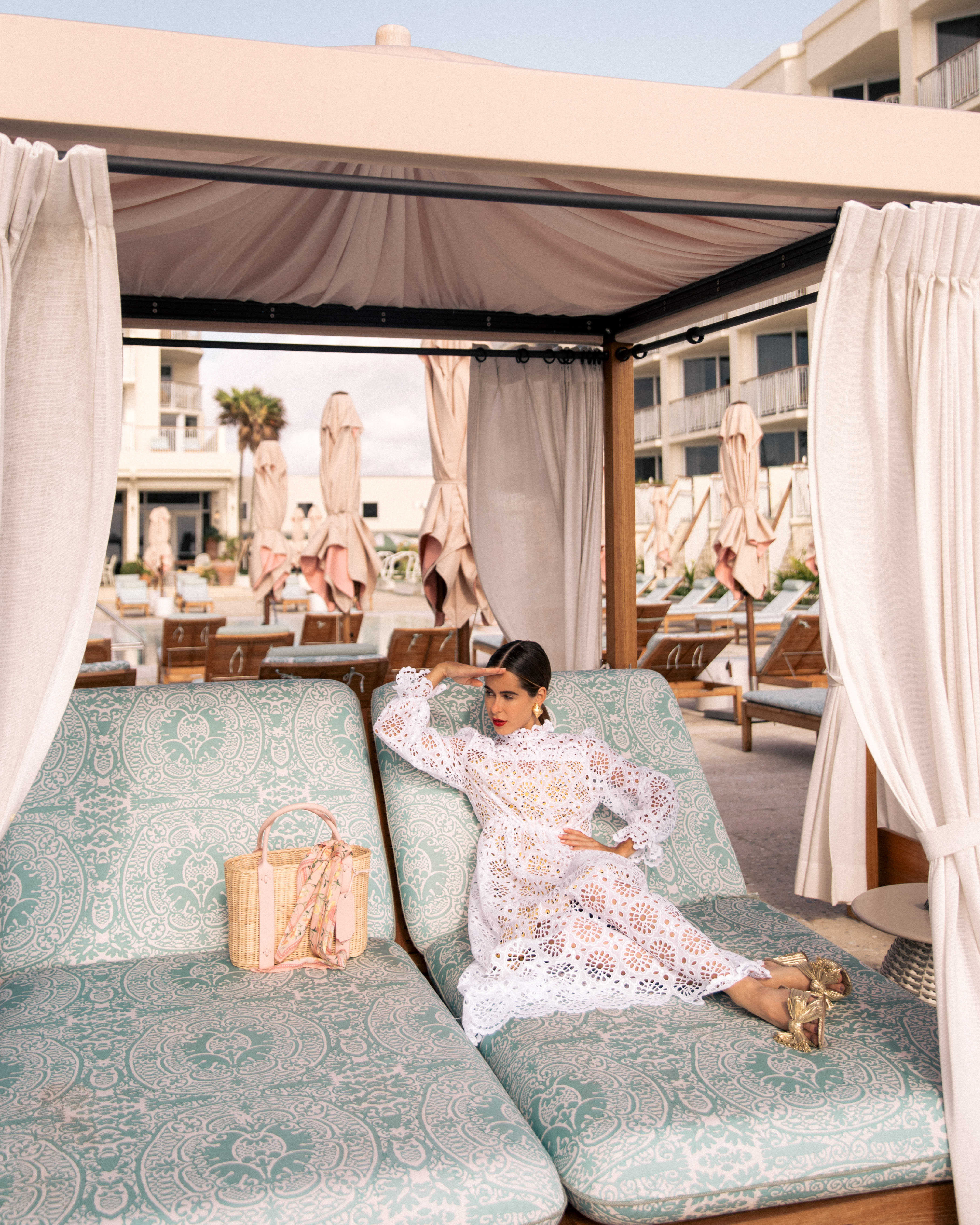 Fashion Blogger Stephanie Hill reveals My Mini Staycation on The Style Bungalow