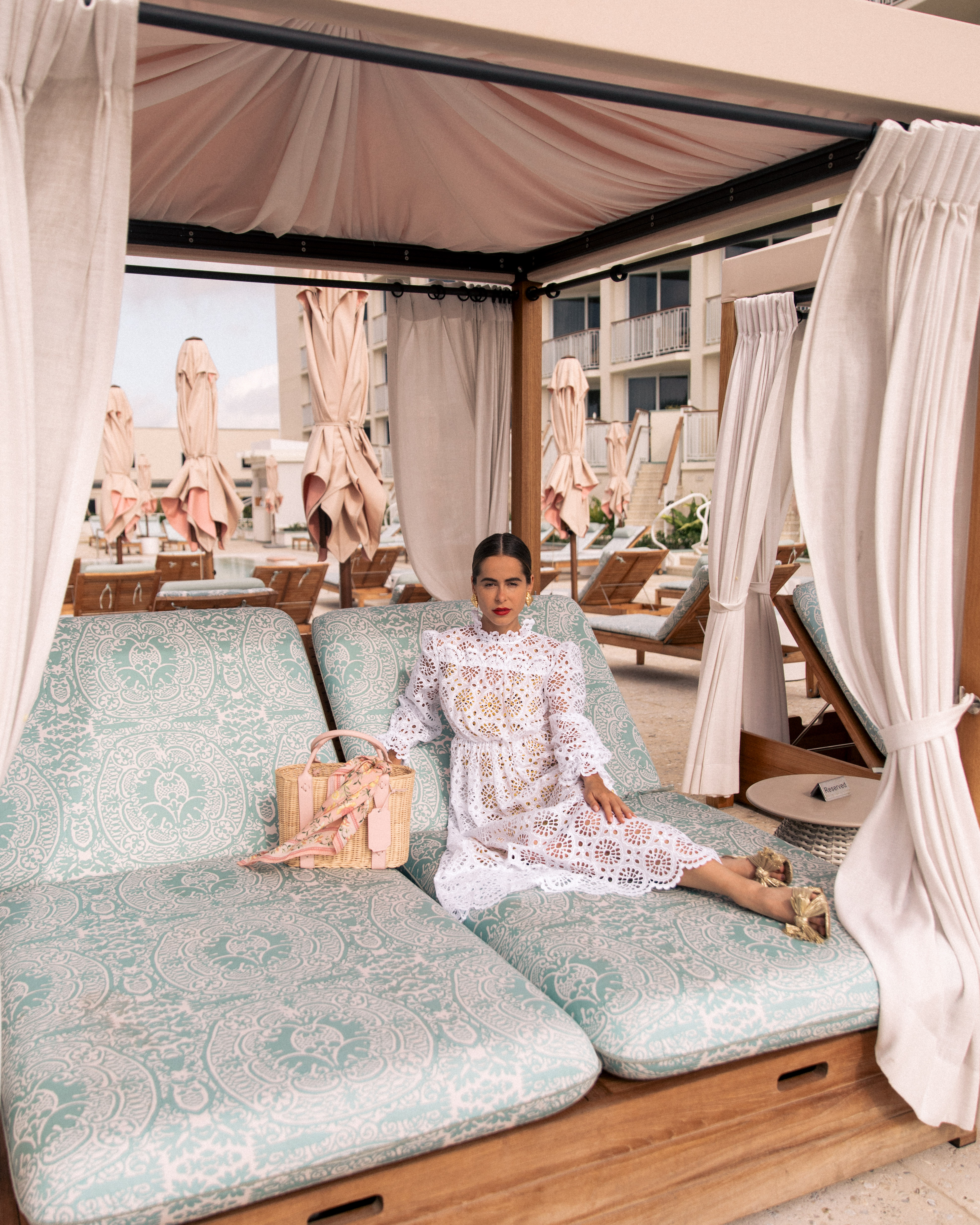 Style Blogger Stephanie Hill's Mini Staycation on The Style Bungalow