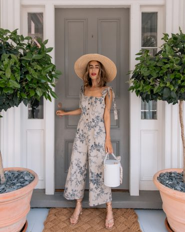 Stephanie Hill's Gal Meets Glam Anniversary Weekend on The Style Bungalow