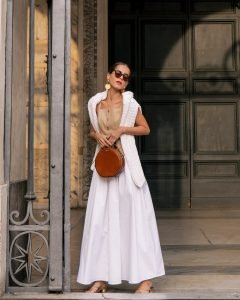 Fashion Blogger Stephanie Hill from The Style Bungalow team reveals When in Rome with Brahmin