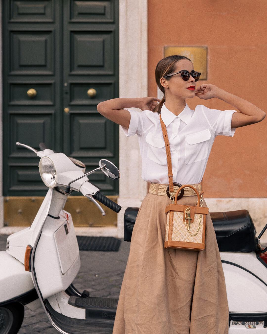 Style Blogger Stephanie Hill shares My Roman Holiday + To Do's on The Style Bungalow