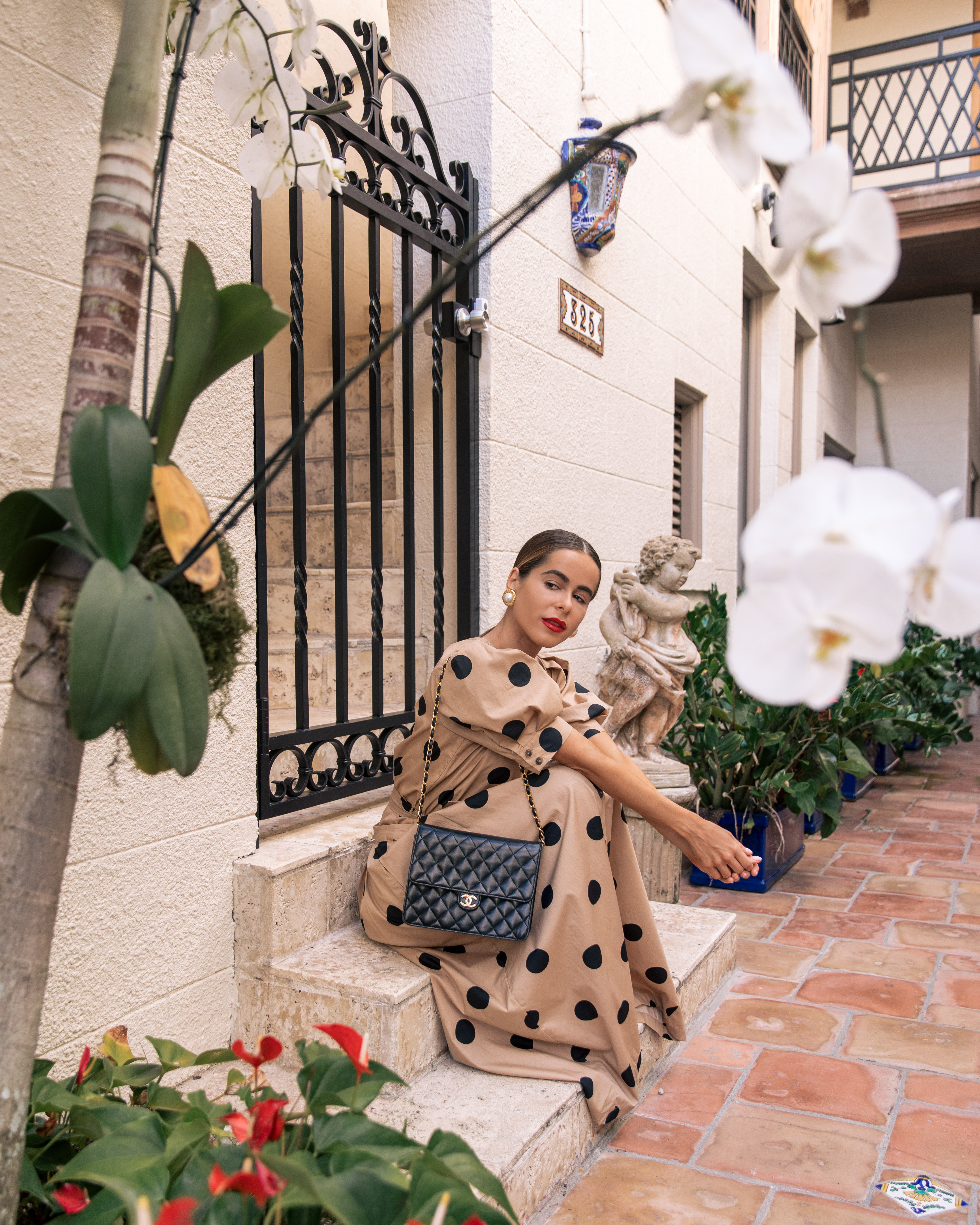 Fashion Blogger Stephanie Hill from The Style Bungalow on Ready for a New Chanel