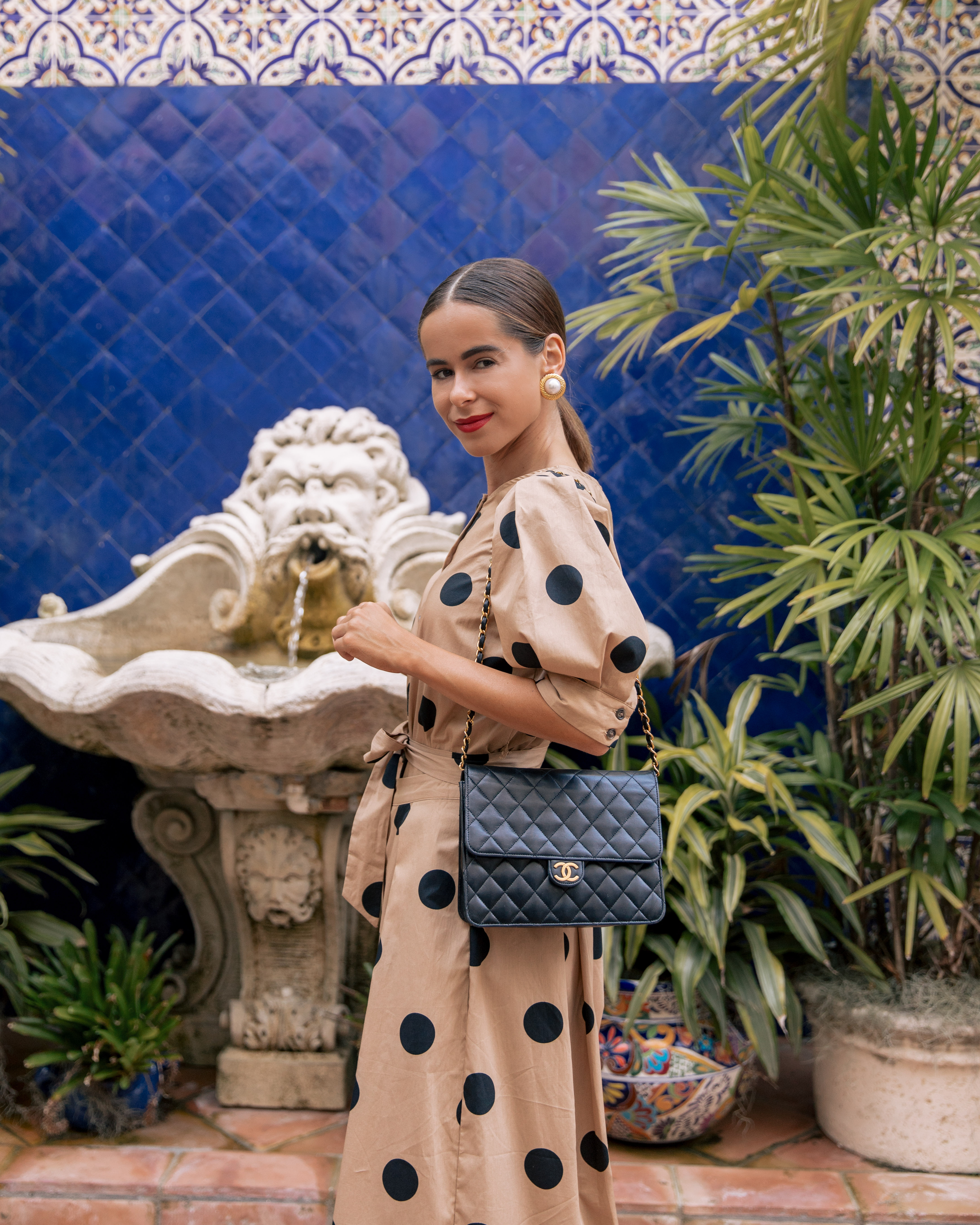 Fashion Blogger Stephanie Hill from The Style Bungalow is Ready for a New Chanel