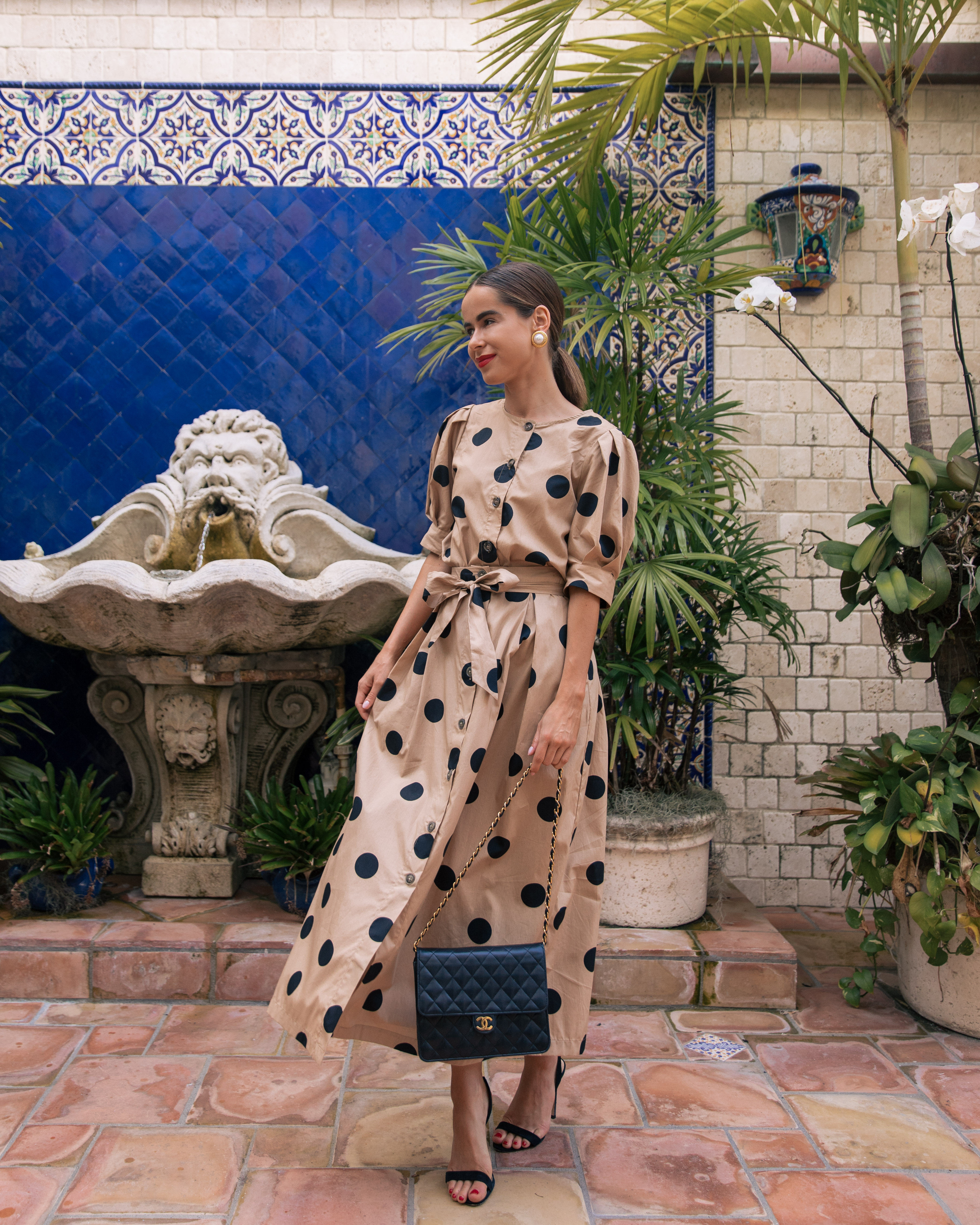 Style Blogger Stephanie Hill from The Style Bungalow is Ready for a New Chanel