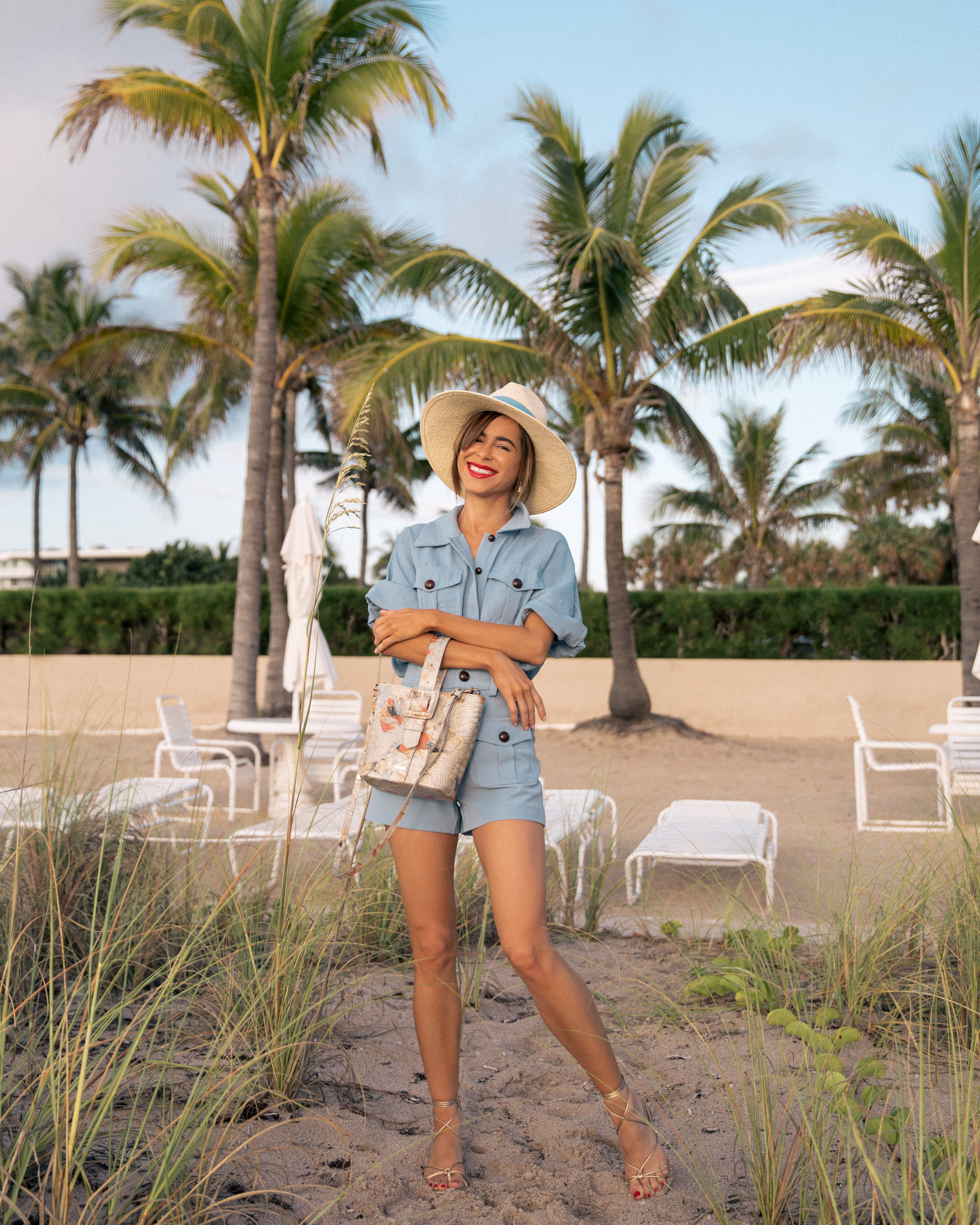 Blogger Stephanie Hill on The Style Bungalow shares From Hot to Hotter Brahmin