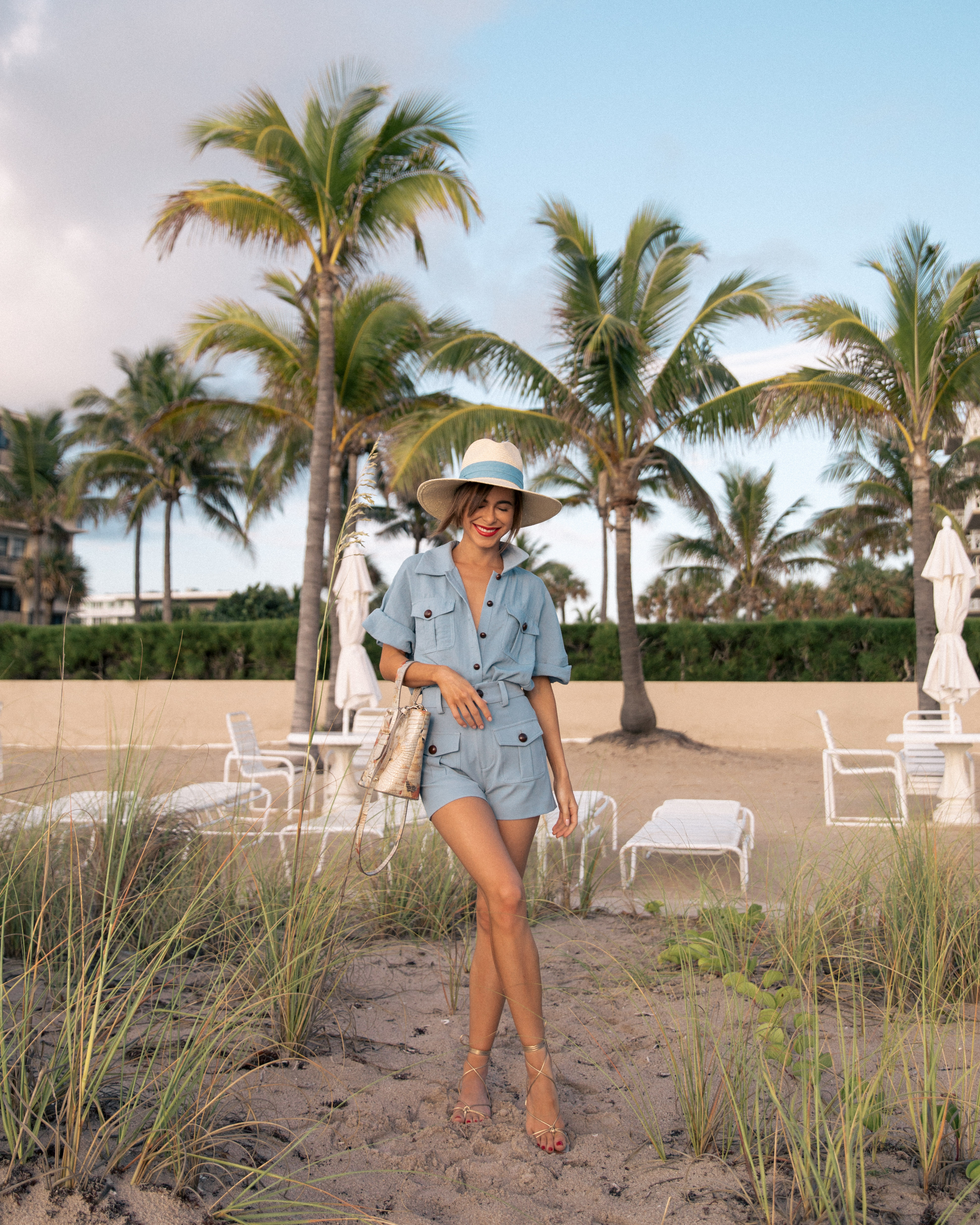 Style Blogger Stephanie Hill on The Style Bungalow's From Hot to Hotter Brahmin