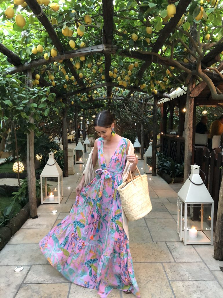 Stephanie Hill wears ootd featuring Benamen on The Style Bungalow