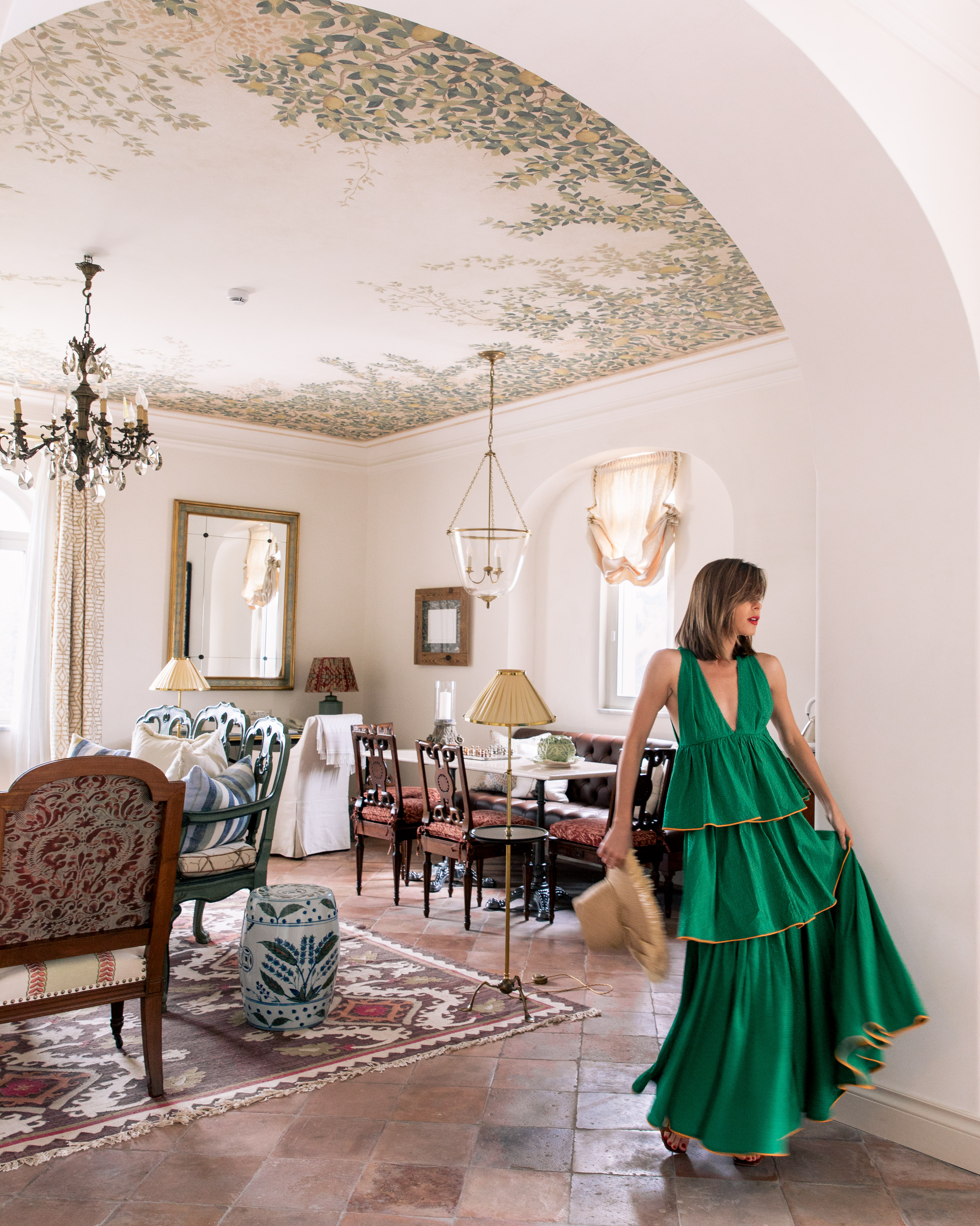 Stephanie Hill from The Style Bungalow shares the Amalfi Coast Guide Ravello