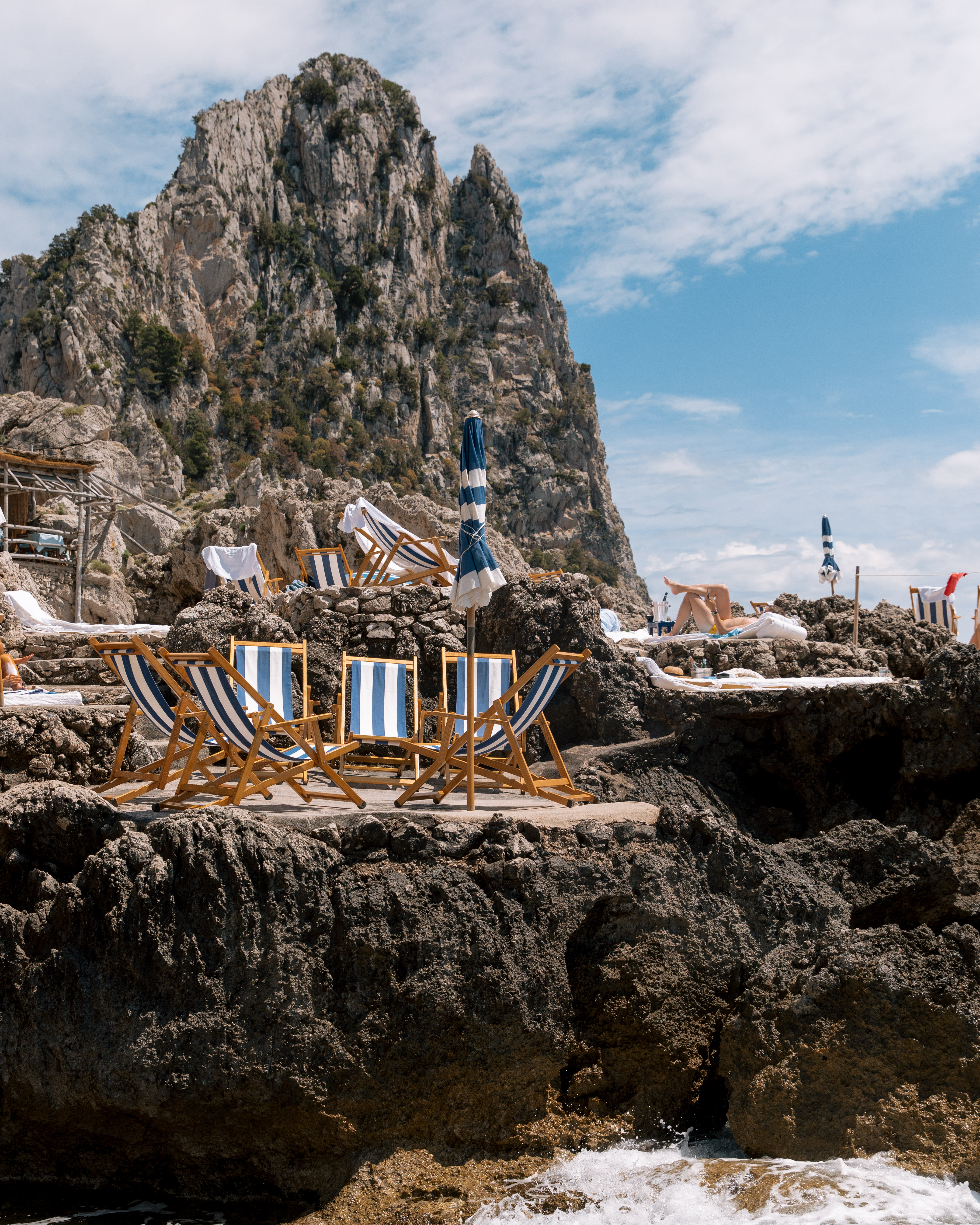 Style Blogger Stephanie Hill from The Style Bungalow speaks about the Amalfi Coast Guide in Capri