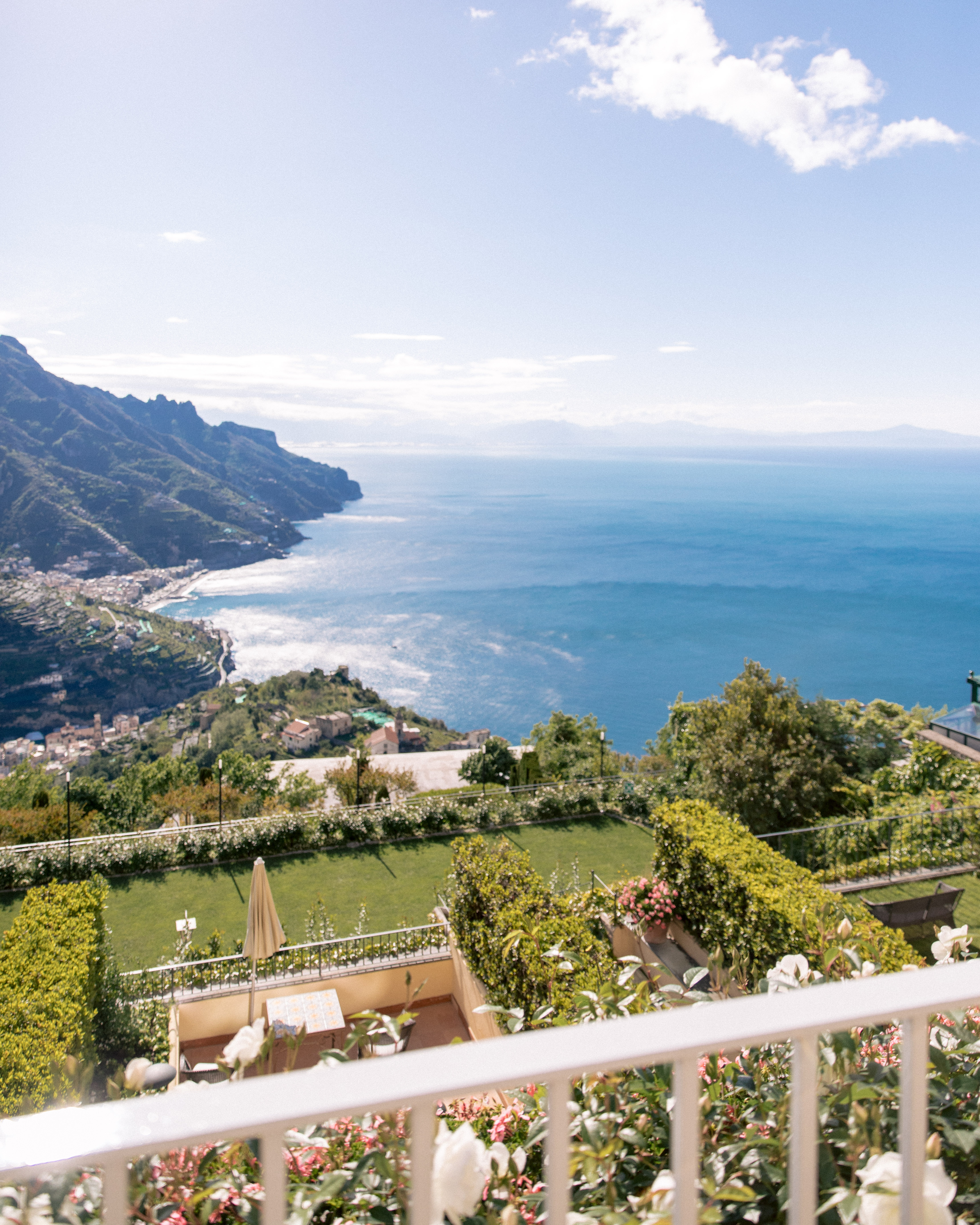 Stephanie Hill from The Style Bungalow shares her Amalfi Coast Guide Ravello