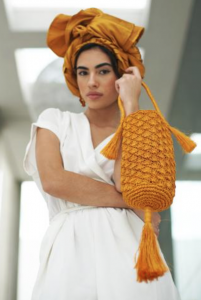 Stephanie Hill from The Style Bungalow speaks on Emerging Latin Designer Series I Casa Lima