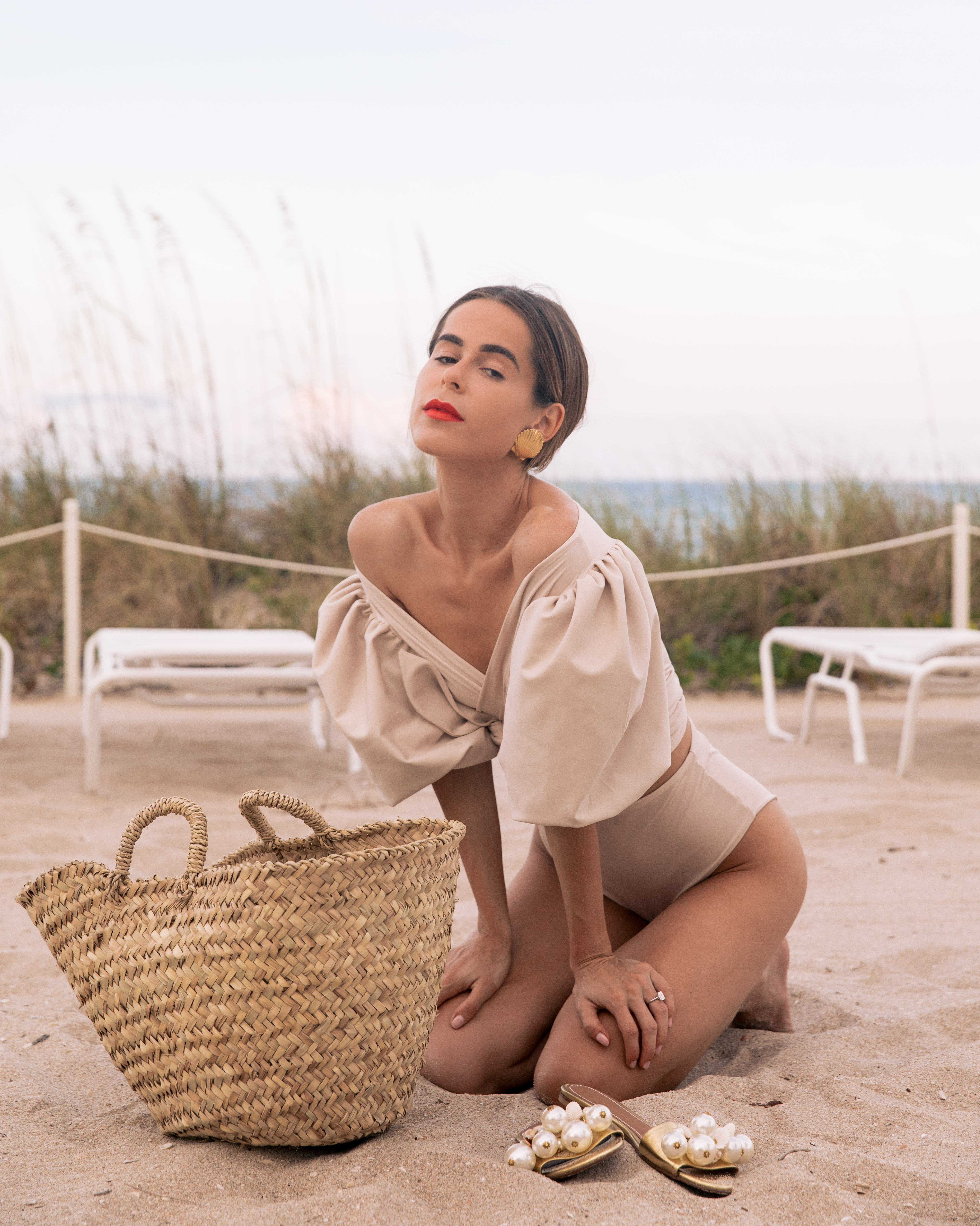 Style Blogger Stephanie Hill from The Style Bungalow speaks on Emerging Latin Designer Series I