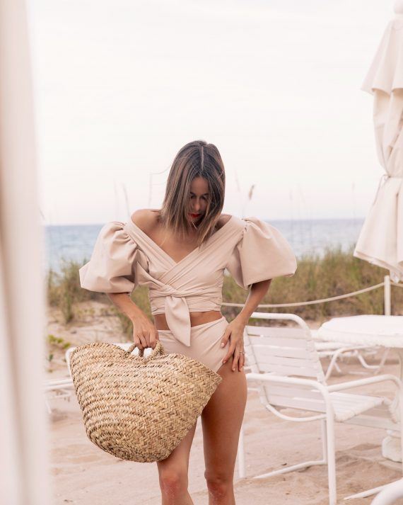 Fashion Blogger Stephanie Hill from The Style Bungalow speaks on Emerging Latin Designer Series I