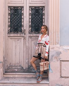 Stephanie Hill from The Style Bungalow shares her Summer Accessory Wish List II Under $500