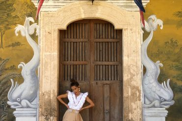 Stephanie Hill from The Style Bungalow featuring Mérida: A Hidden Gem of Haciendas