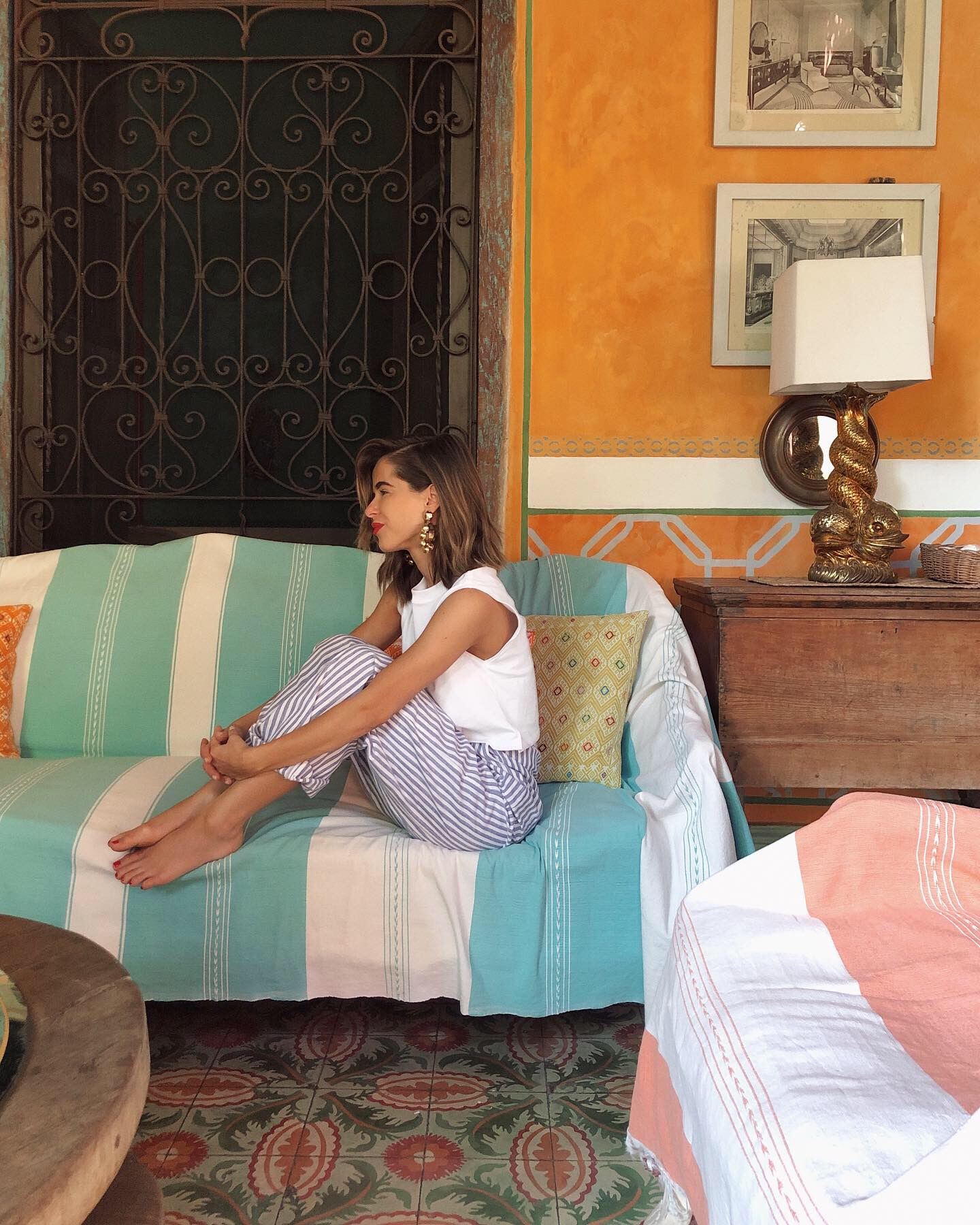Fashion Blogger Stephanie Hill from The Style Bungalow featuring Mérida: A Hidden Gem of Haciendas
