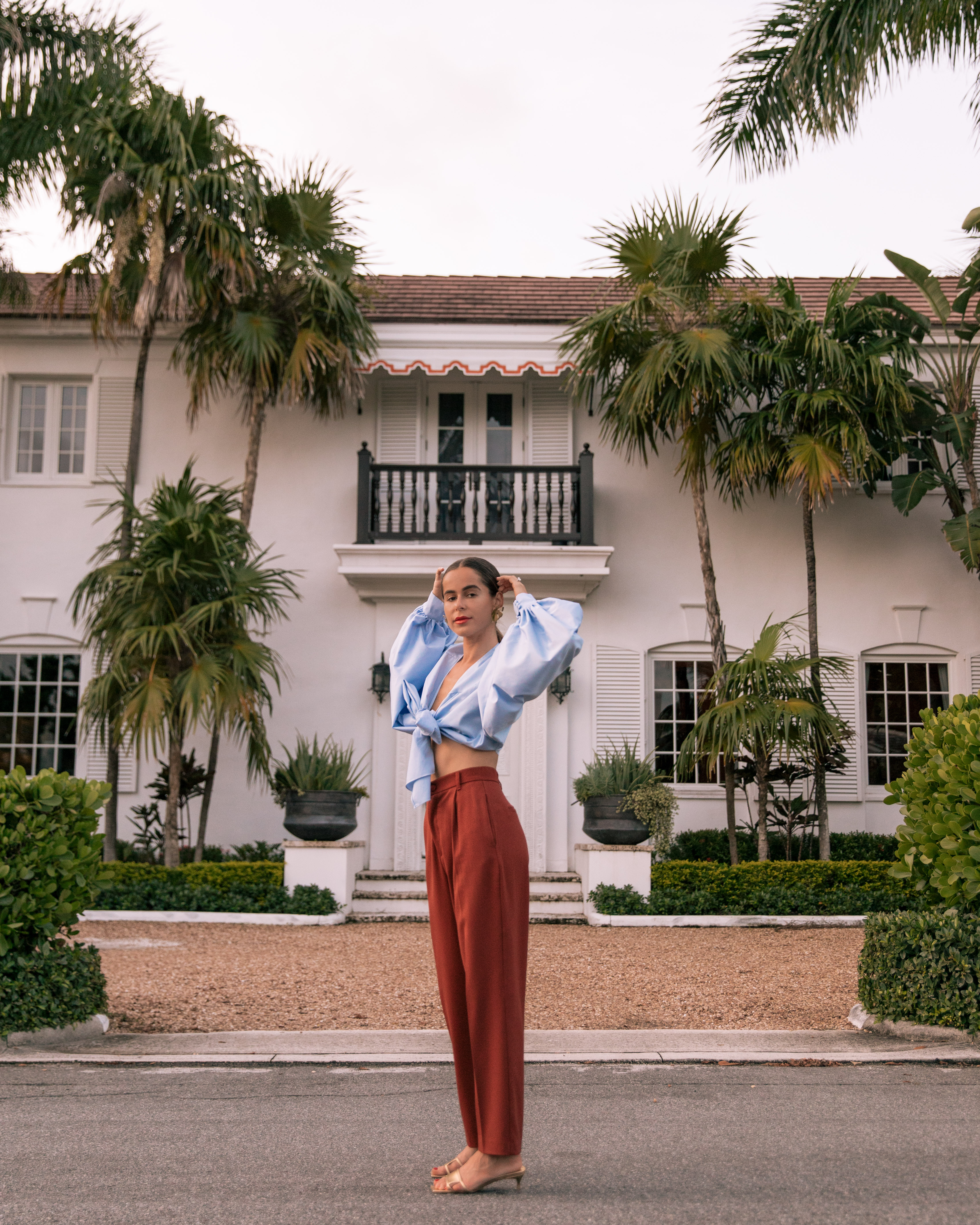 Fashion Blogger Stephanie Hill's Restyled Series August on The Style Bungalow