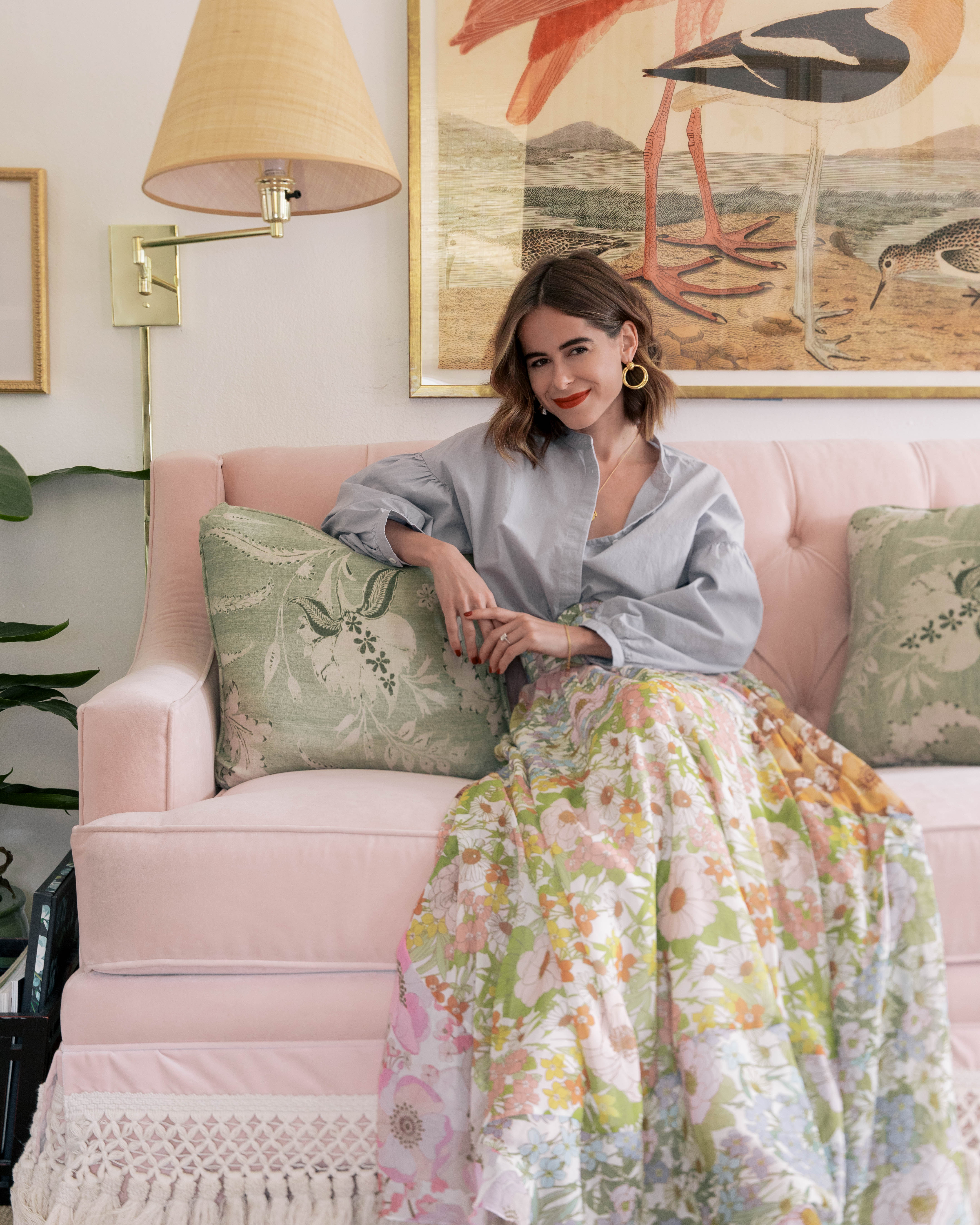 Stephanie Hill shares Small Spaces, Big Ideas with Roxy Te on The Style Bungalow