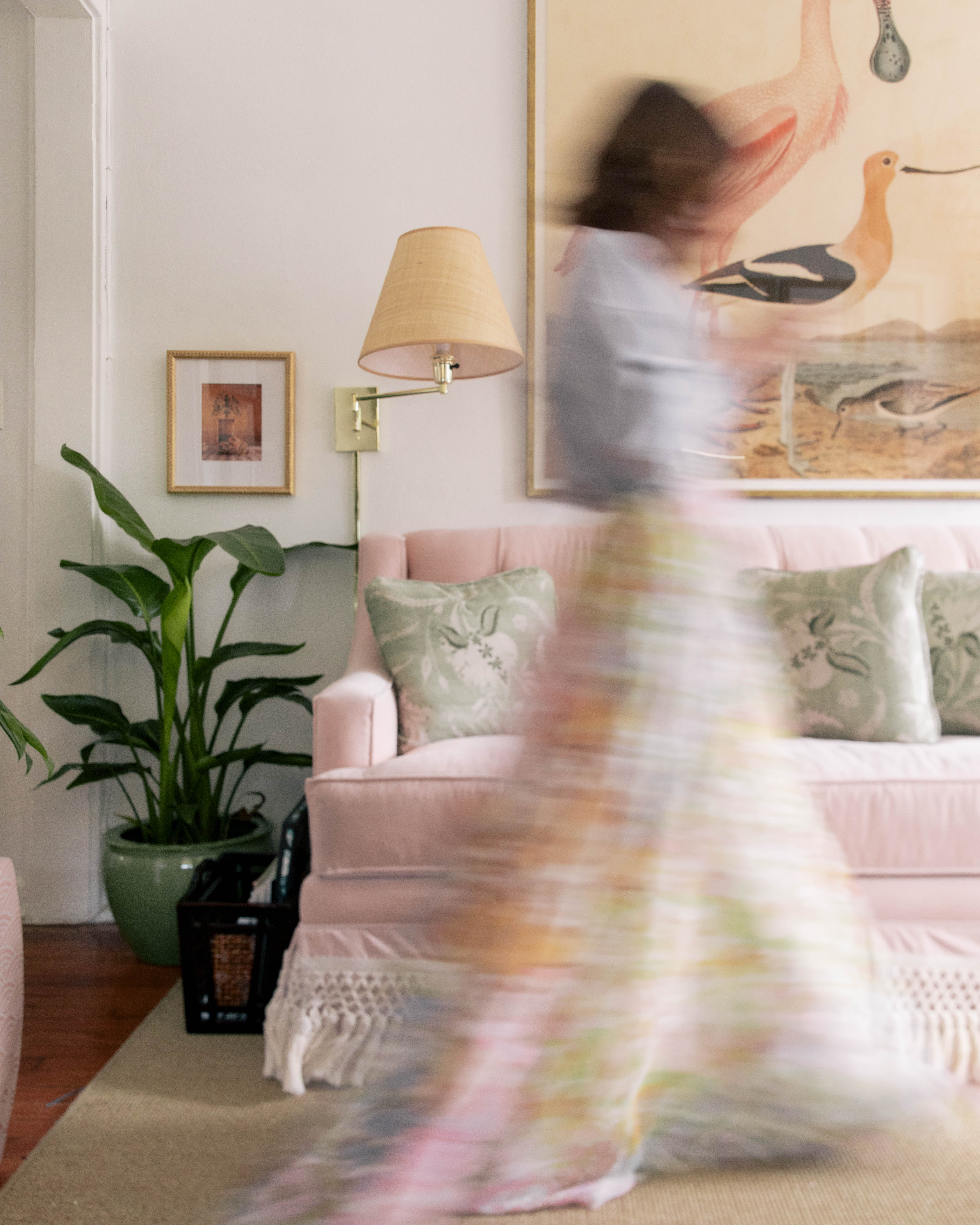 Style Blogger Stephanie Hill reveals Small Spaces, Big Ideas with Roxy Te on The Style Bungalow