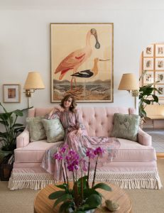 Stephanie Hill from The Style Bungalow shares Meet My Interior Designer Danielle Rollins