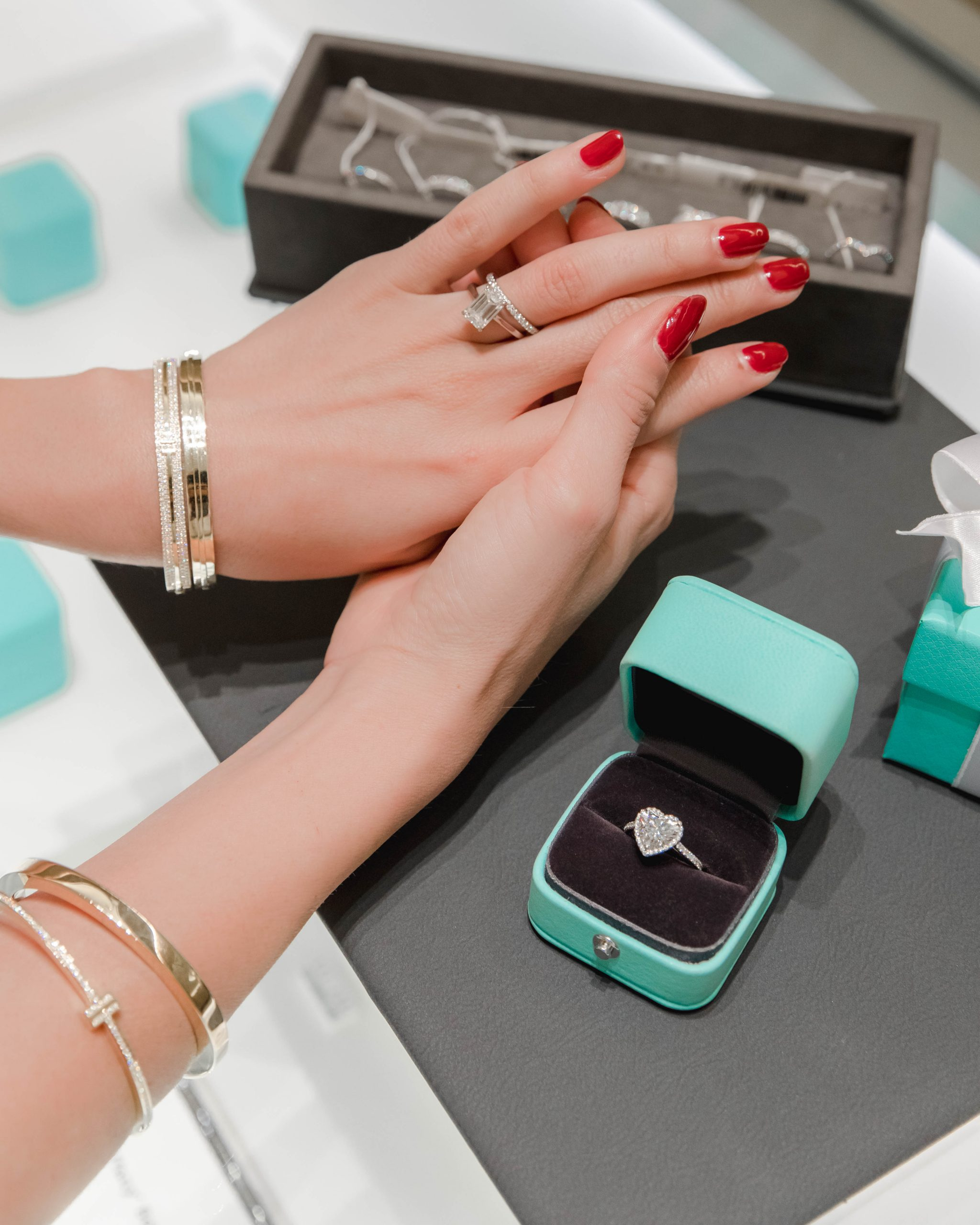 Style Blogger Stephanie reveals what's on her Wishlist at Tiffany's on The Style Bungalow
