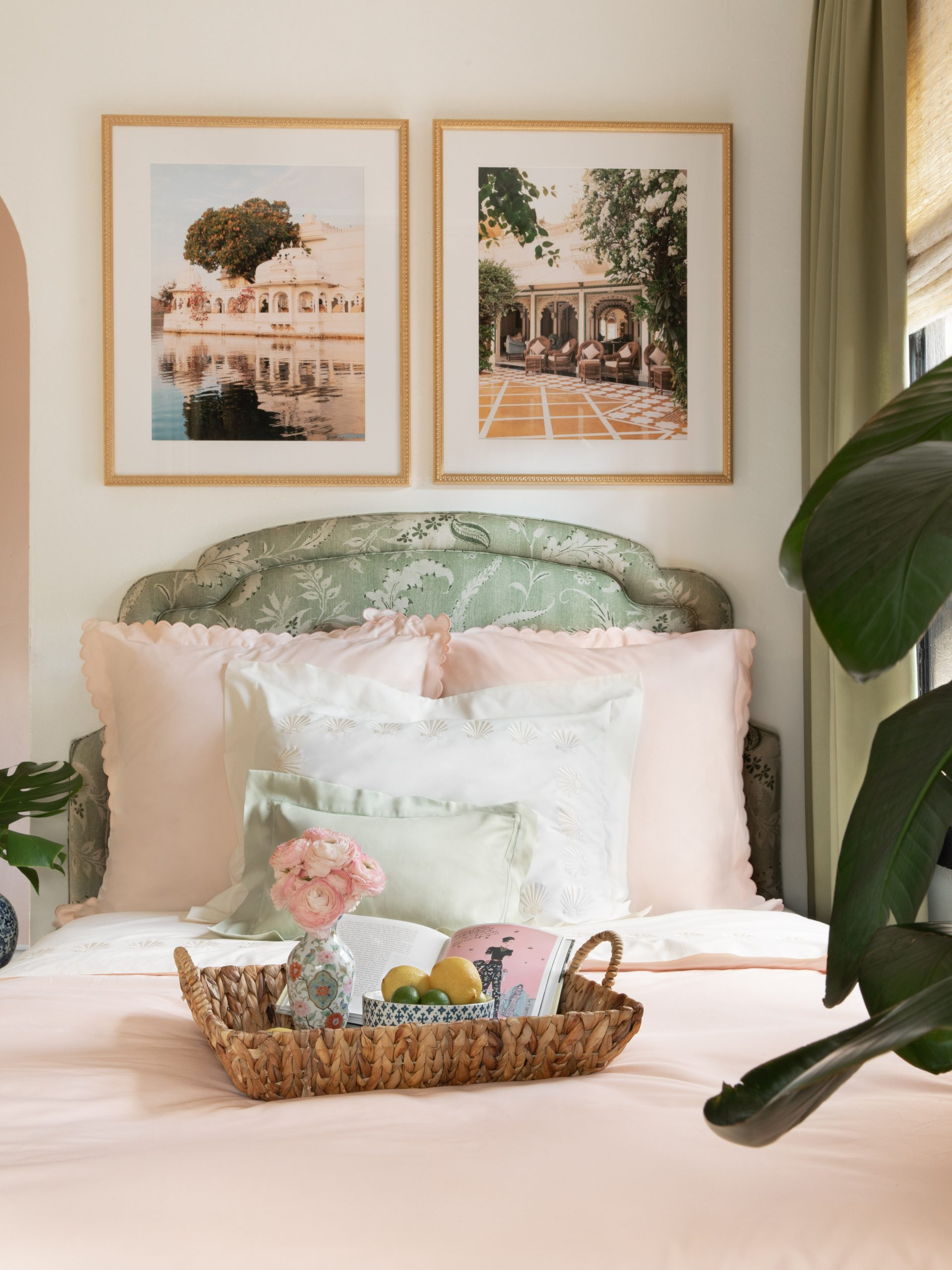 "Stephanie Hill reveals The Inspiration Behind My ""Bedroom"" on The Style Bungalow"