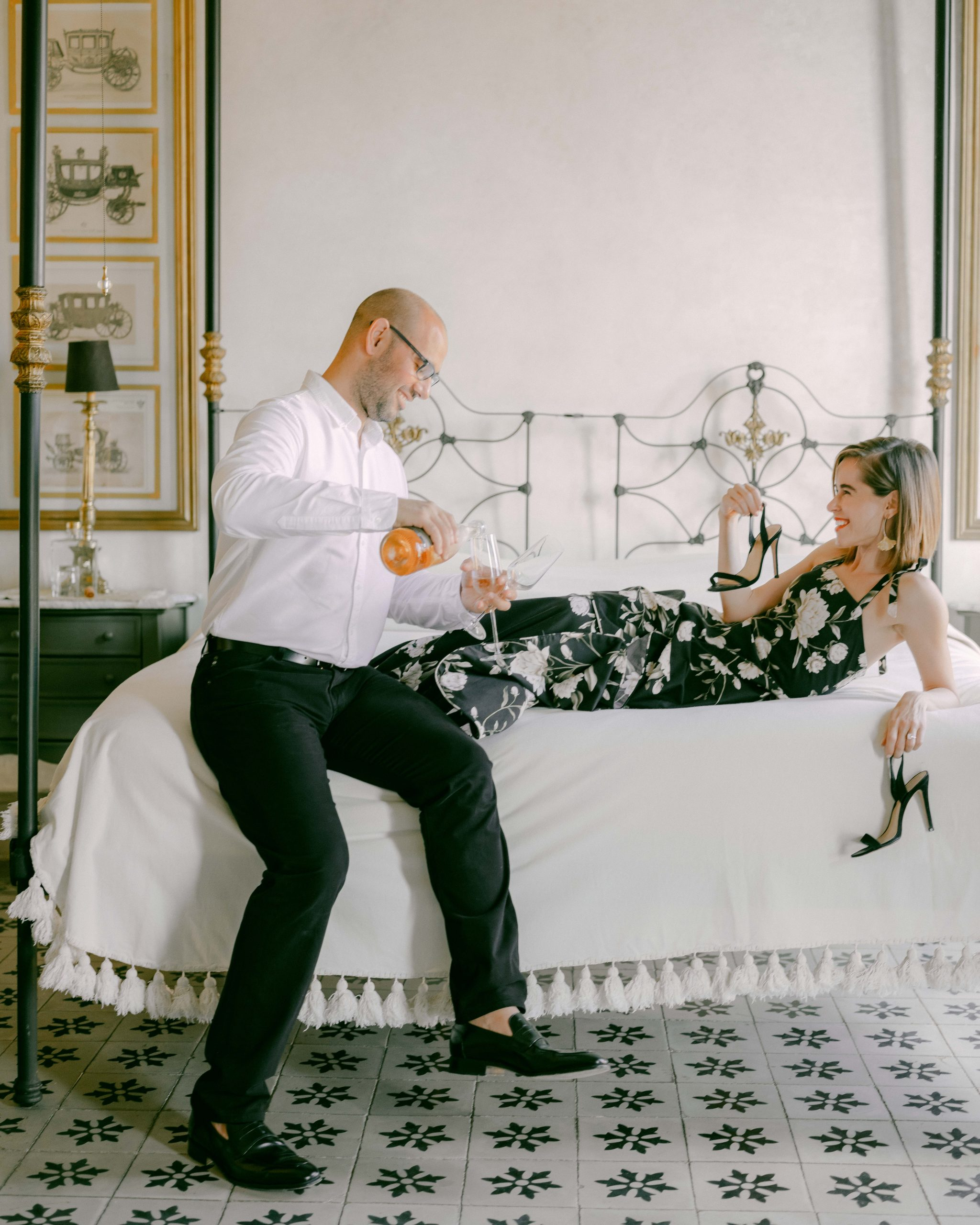 Stephanie Hill on 7 Things to Consider When Choosing Your Wedding Photographer featured on The Style Bungalow