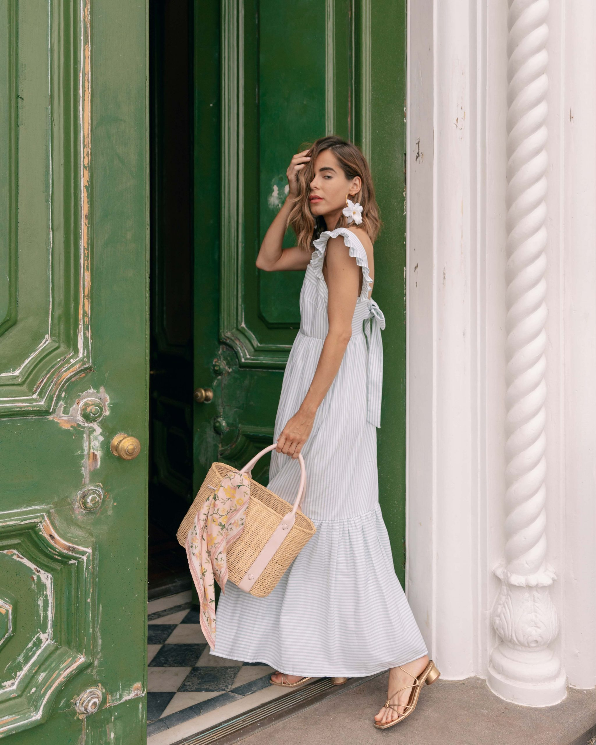 Stephanie Hill featuring Currently Loving Comfy Dresses on The Style Bungalow