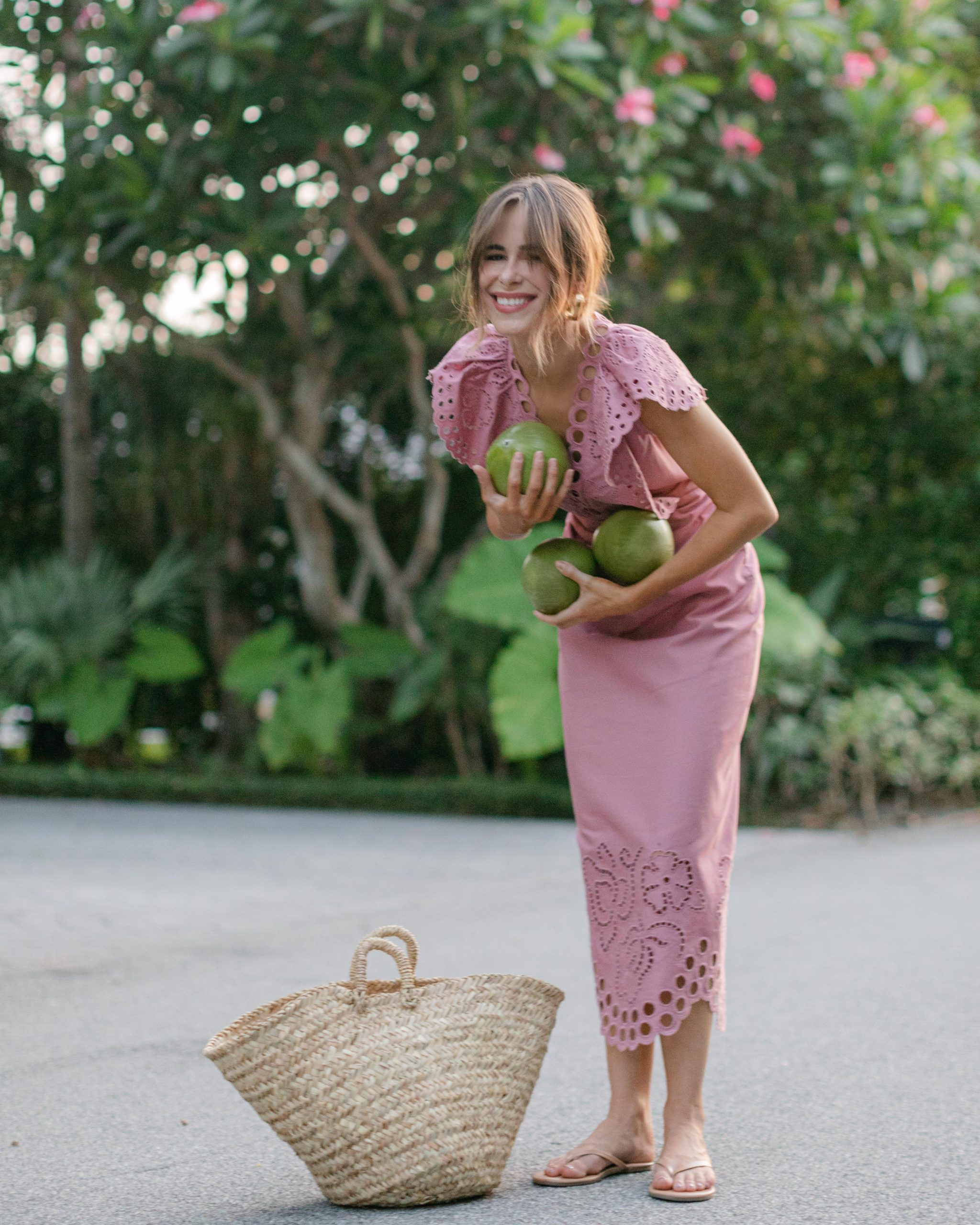 Cotton Pieces I Love for Summer by Stephanie Hill featured on The Style Bungalow