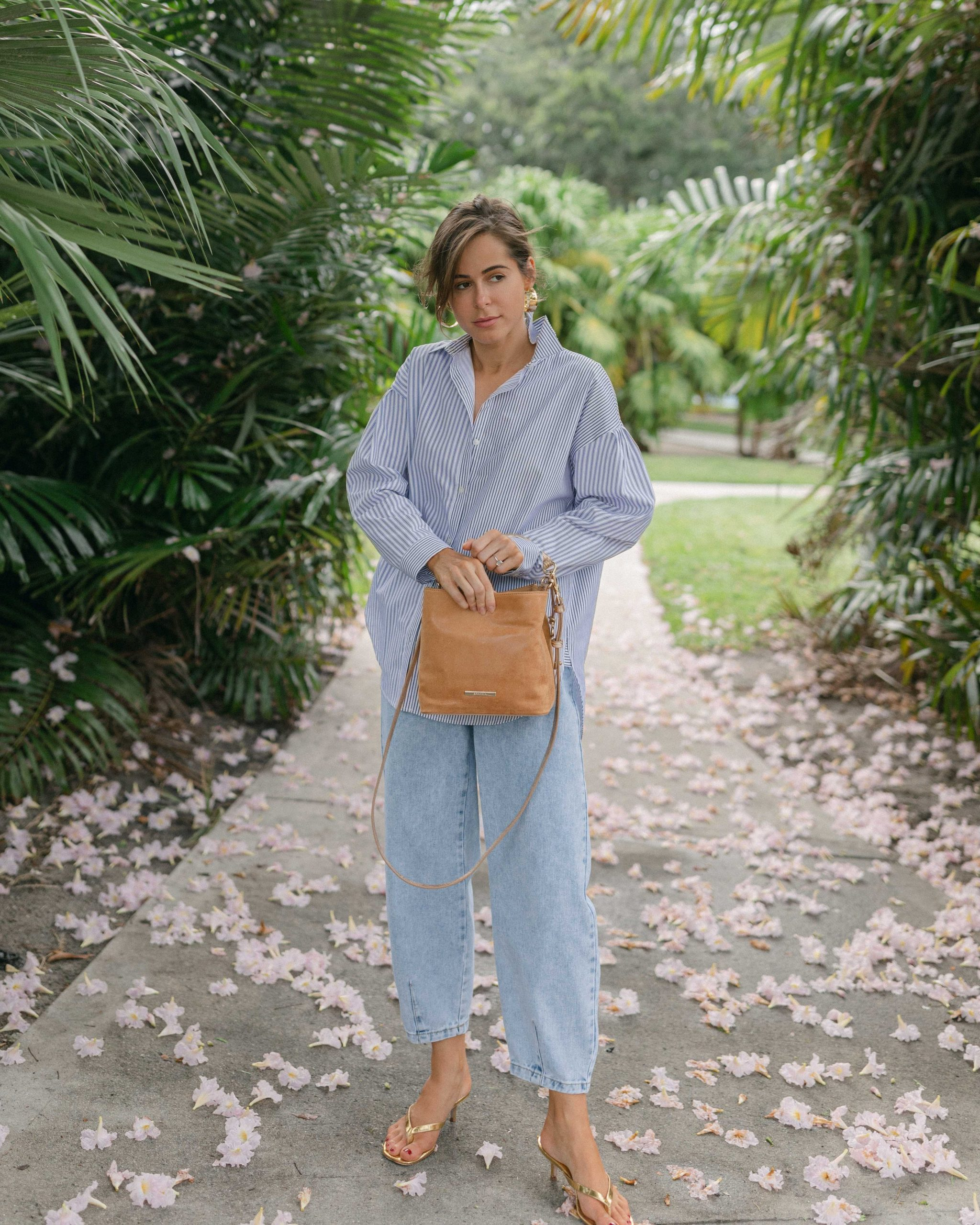 Stephanie Hill featuring Summers in South Florida on The Style Bungalow