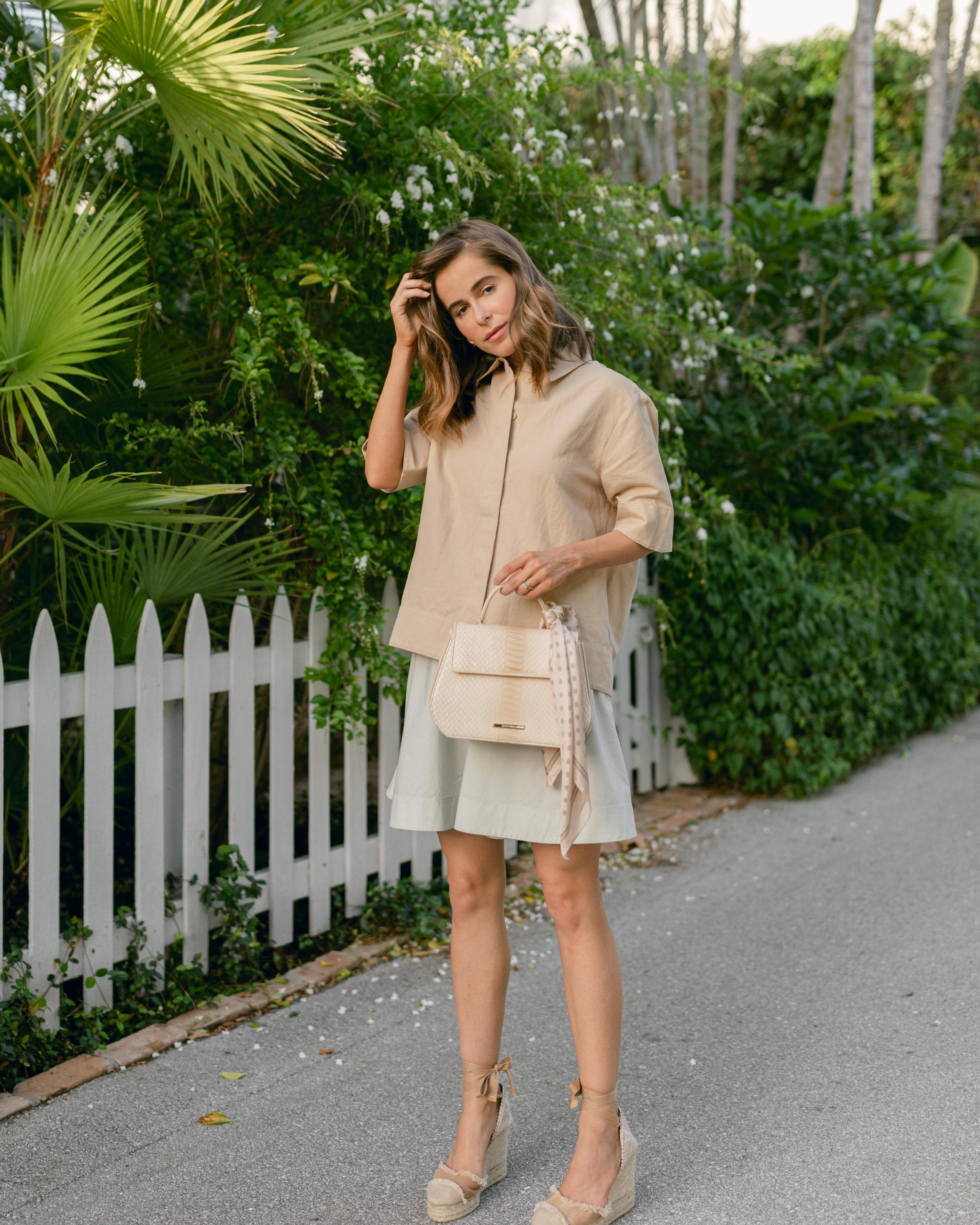 Featuring What's In My Handbag by Fashion Blogger Stephanie Hill on The Style Bungalow
