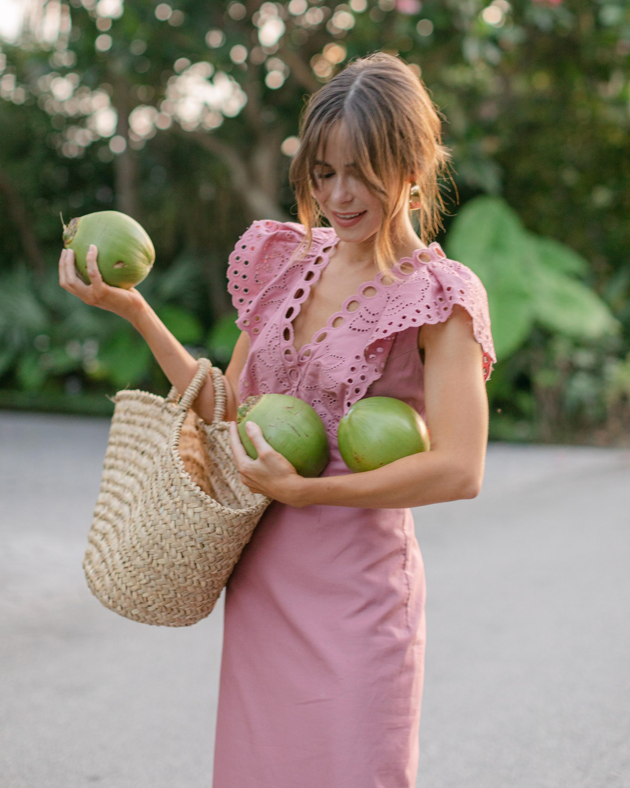 Style Blogger Stephanie Hill shares Cotton Pieces I Love for Summer on The Style Bungalow