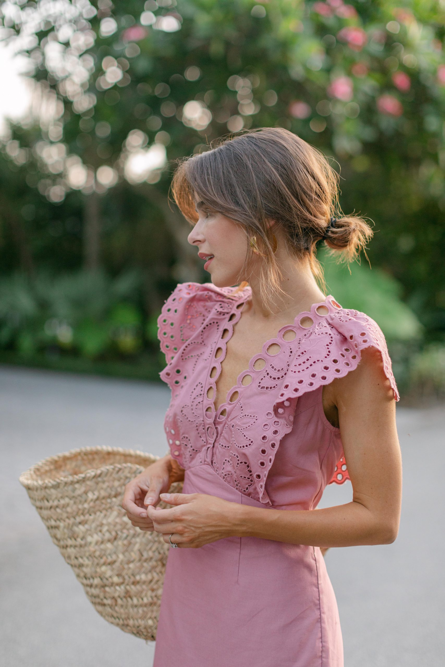 Cotton Pieces I Love for Summer by Fashion Blogger Stephanie Hill featured on The Style Bungalow