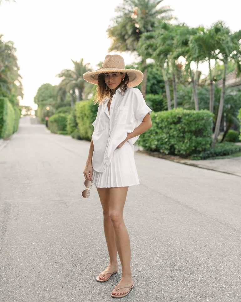 Lifestyle Blogger Stephanie Hill featuring Madewell on The Style Bungalow