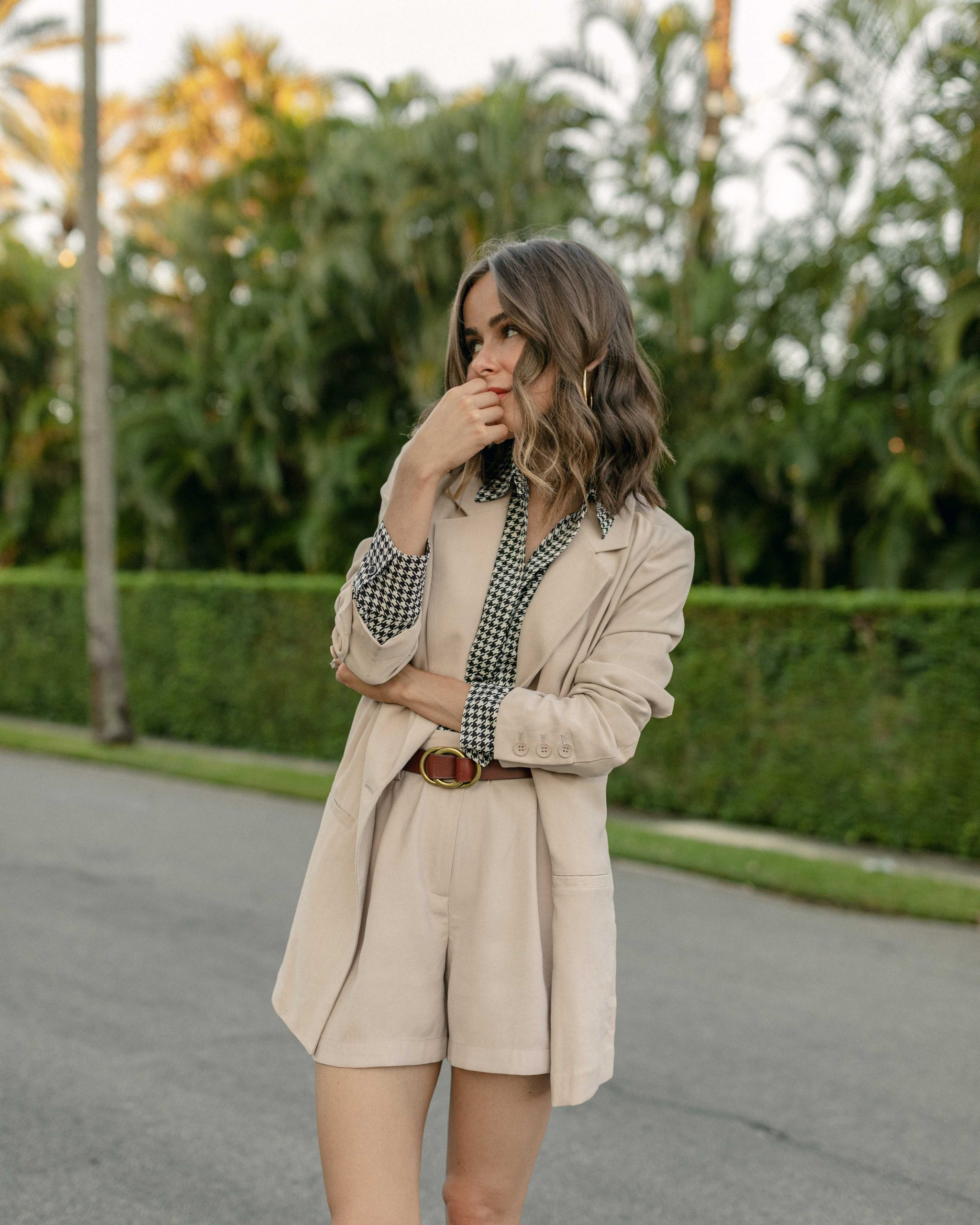 Featuring Fall Layering with Nordstrom in Florida by Stephanie Hill on The Style Bungalow