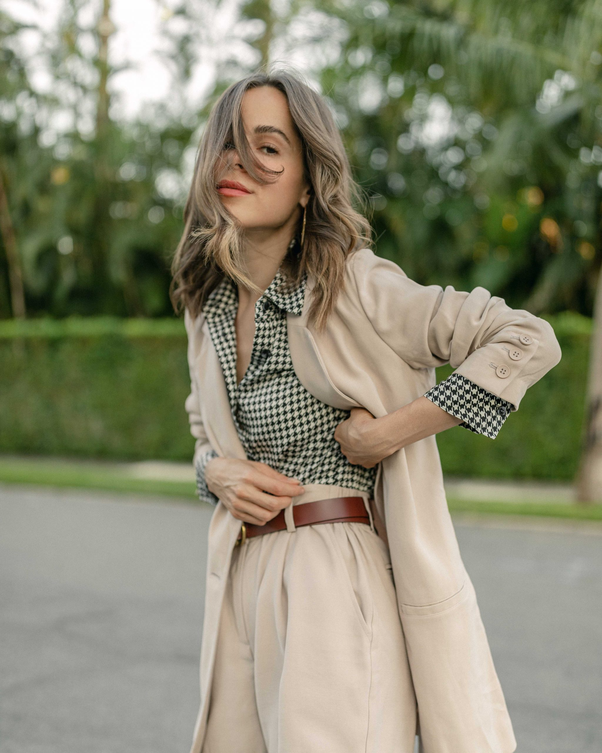 Fall Layering with Nordstrom in Florida on The Style Bungalow by Stephanie Hill