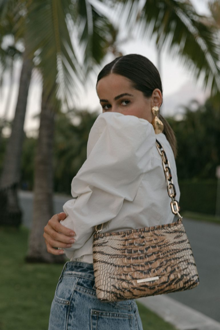 Style Blogger Stephanie Hill features 7 Handbags That Look Really Expensive Pt. 2 on The Style Bungalow
