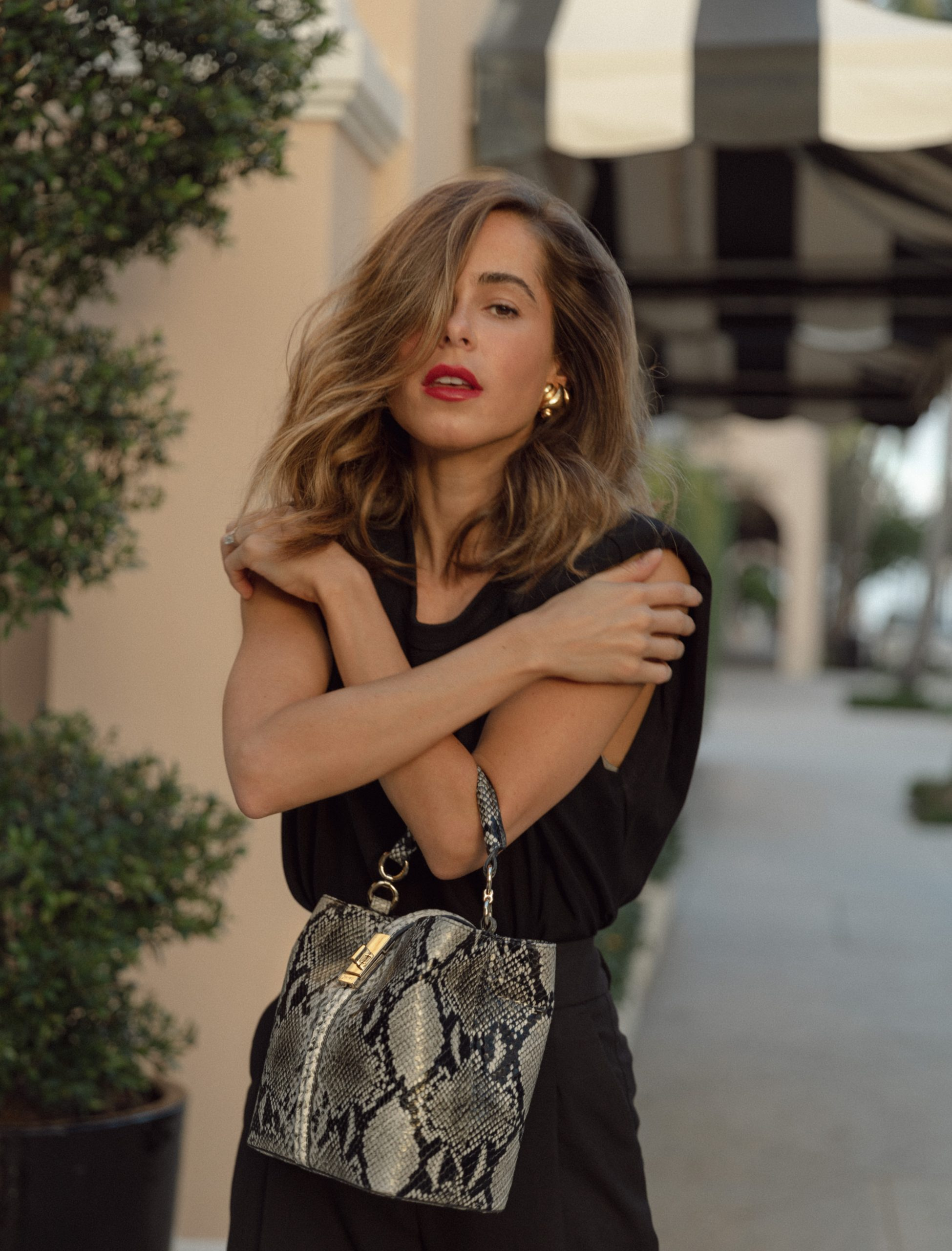 Style Blogger Stephanie Hill shares A Different Kind of Holiday on The Style Bungalow