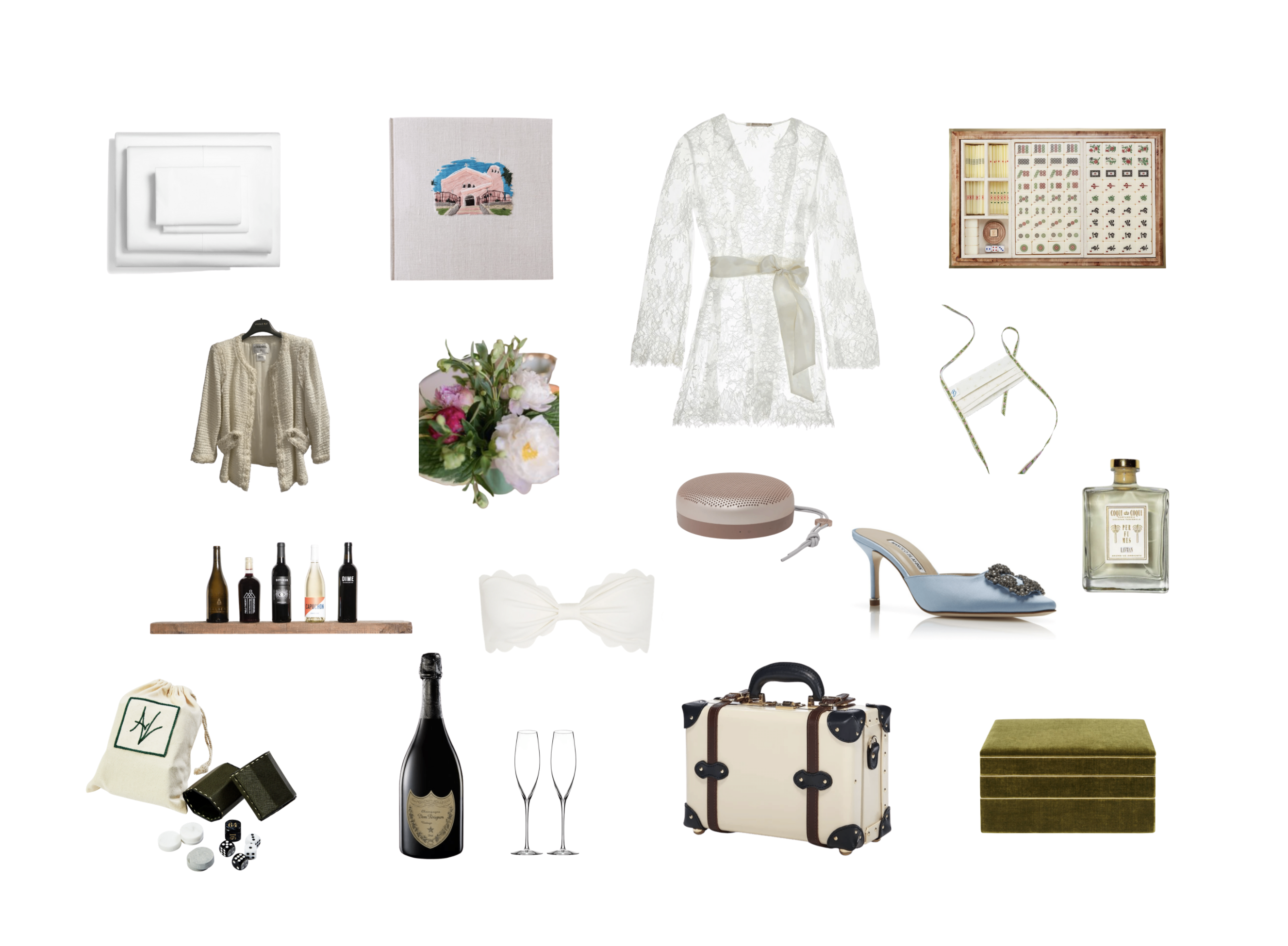 Featuring Gift Guide for the Covid Brides on The Style Bungalow by Stephanie Hill