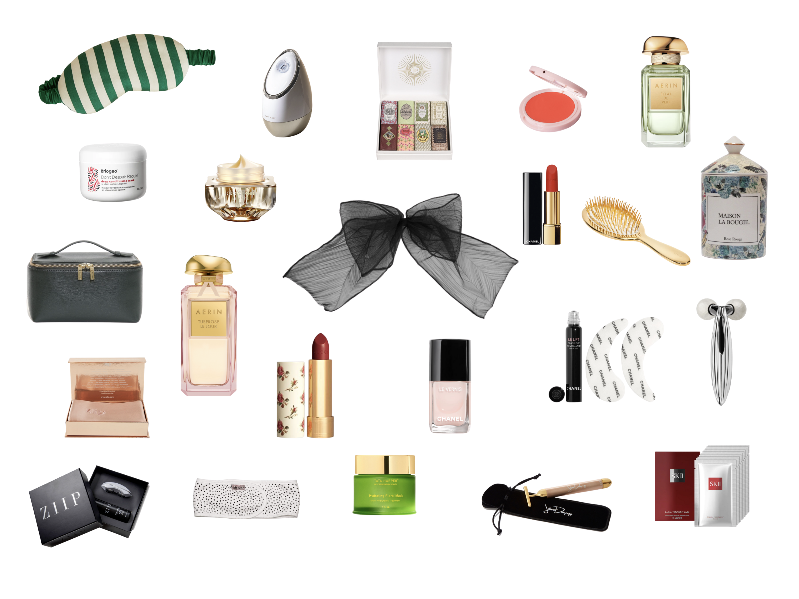Stephanie Hill features a Gift Guide for the Beauty Lover on The Style Bungalow